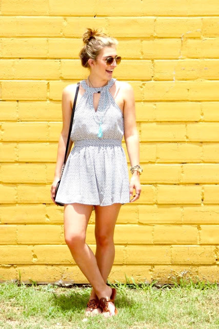 Full Romper outfit