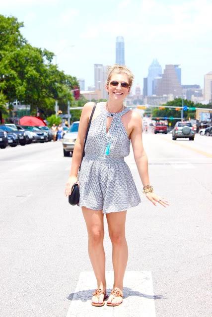 Downtown Austin Fashion Blogger