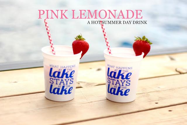 lemonade at the lake