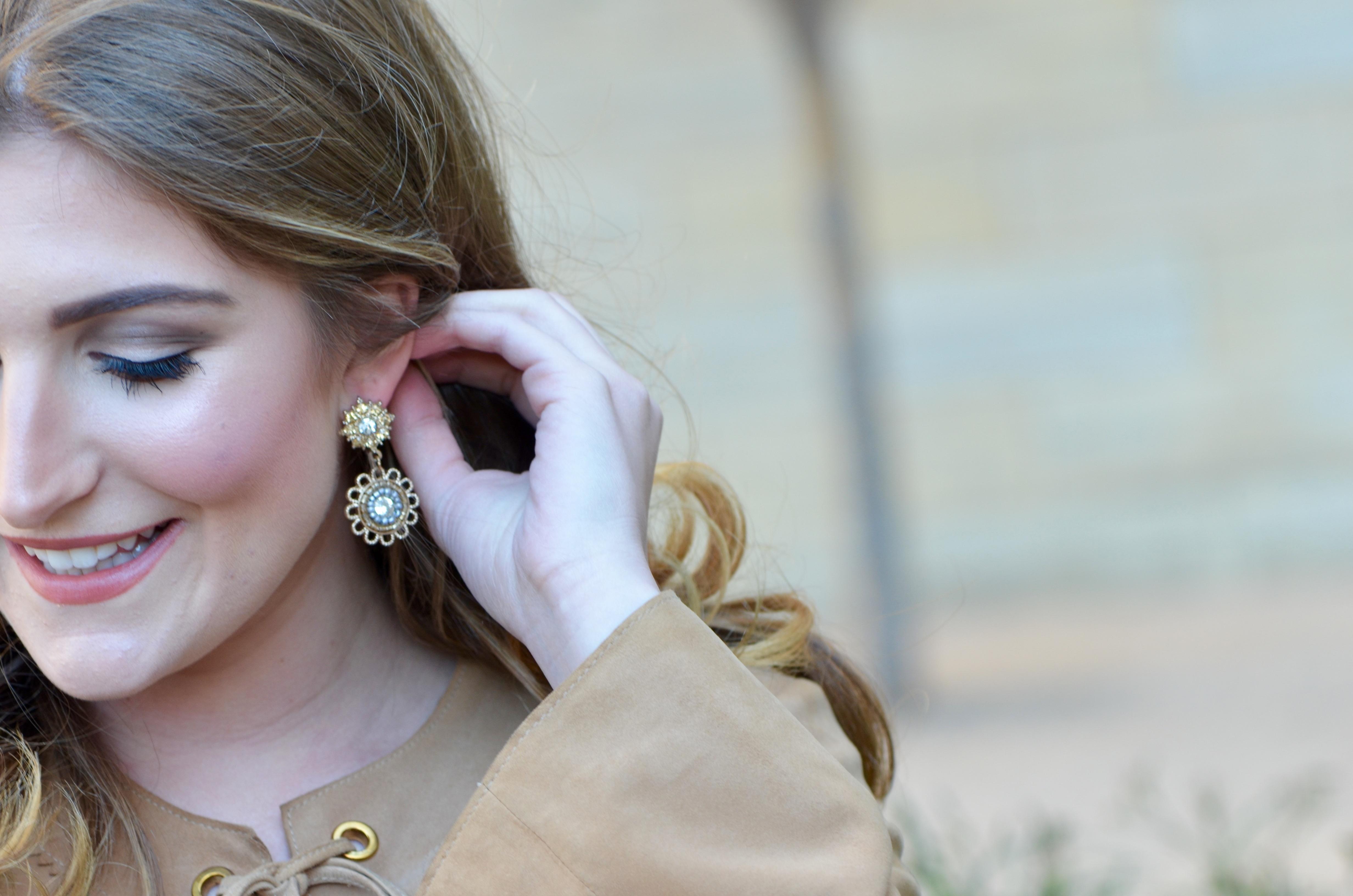 holiday earrings fun