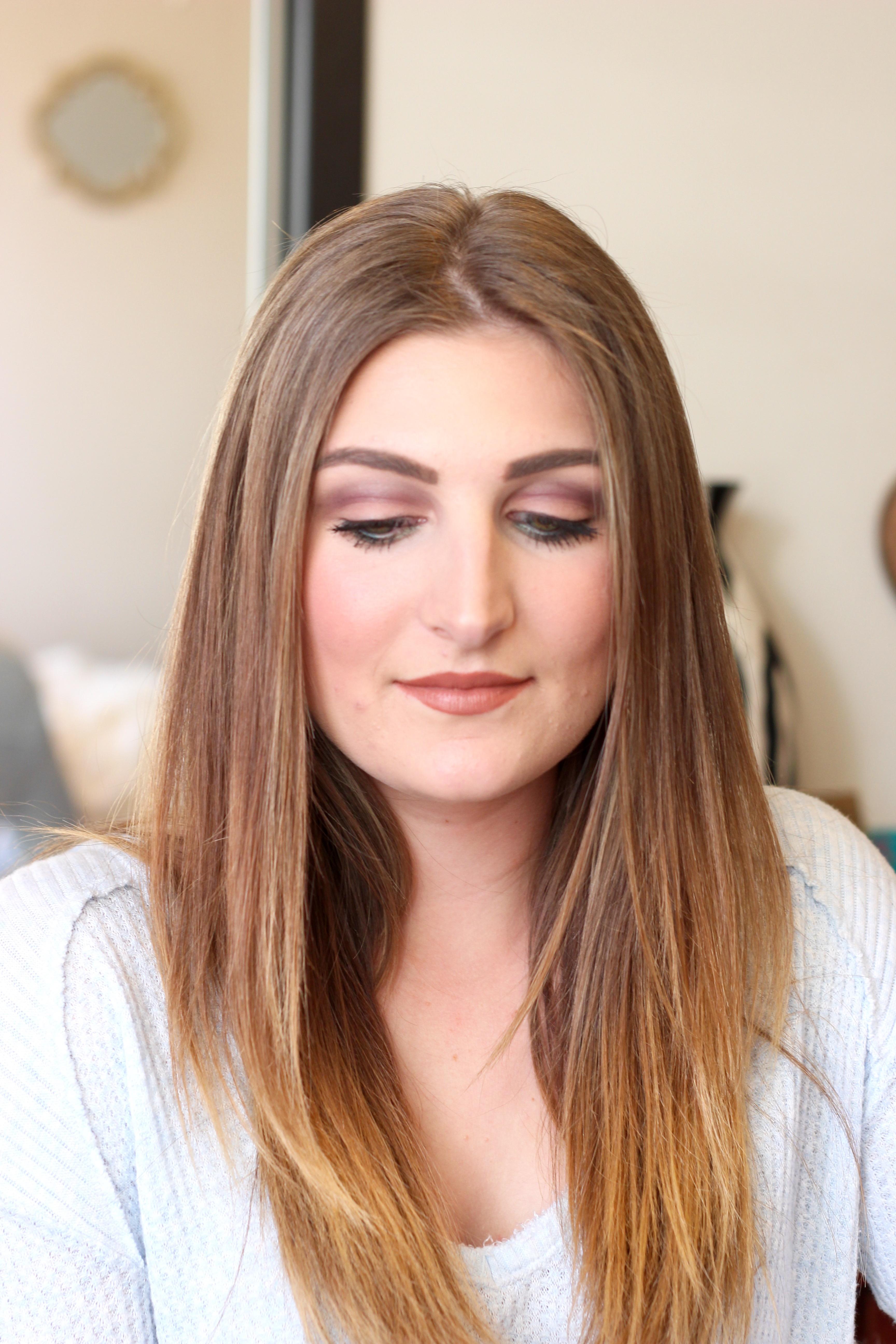 winter, makeup, overall