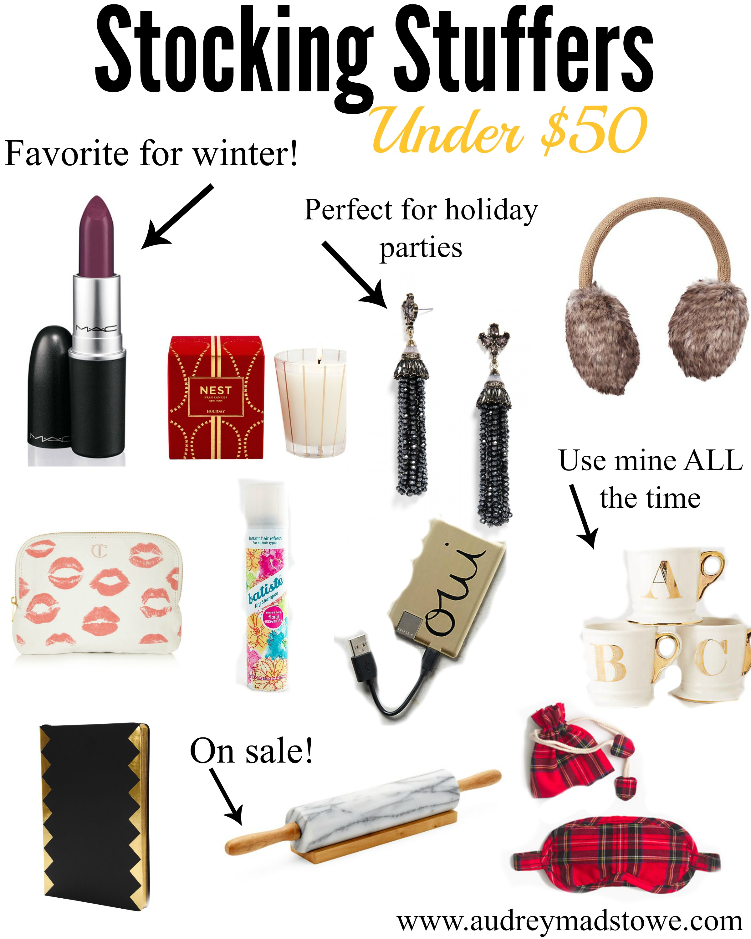 stocking stuffers for a great deal this winter