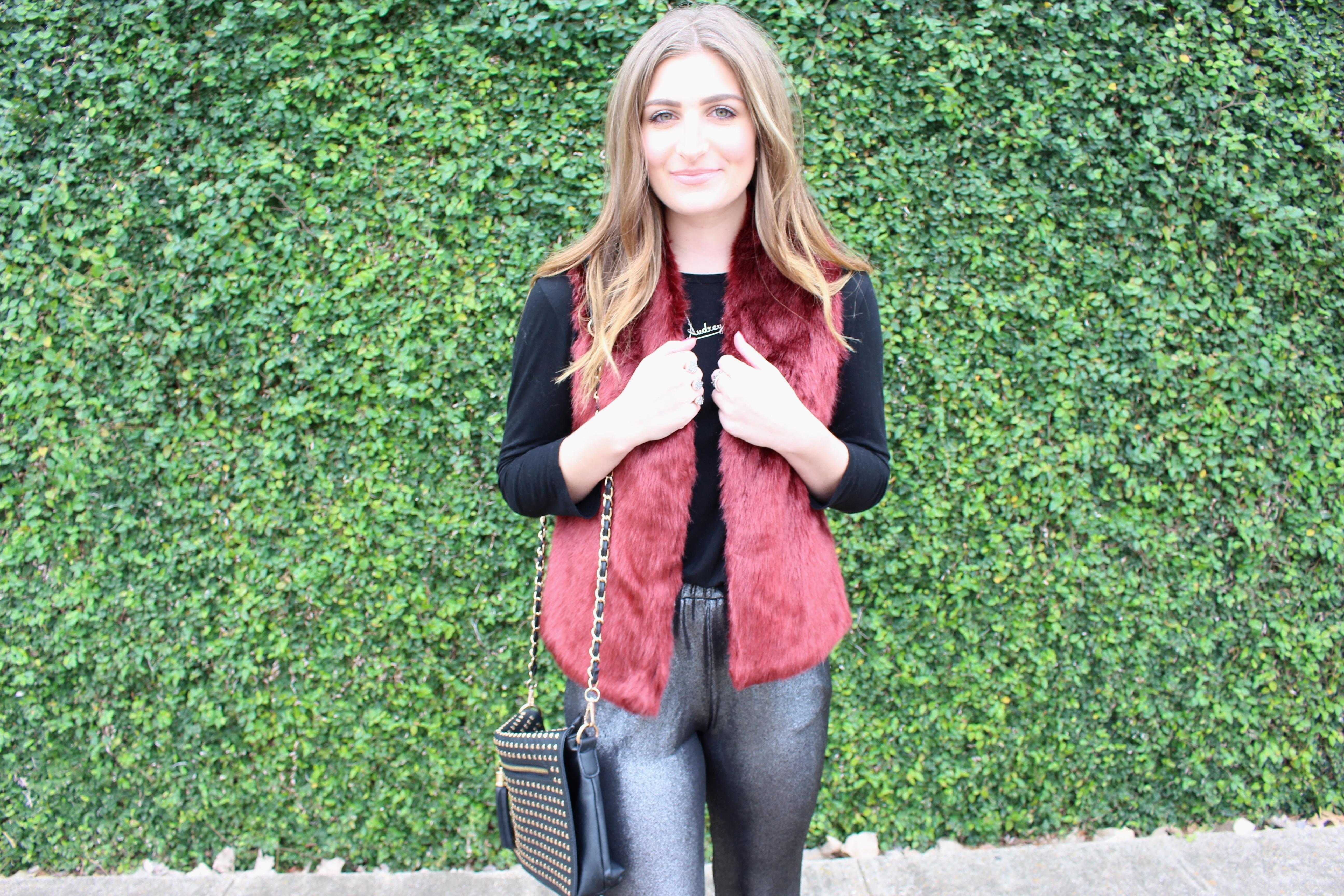 dallas blogger style