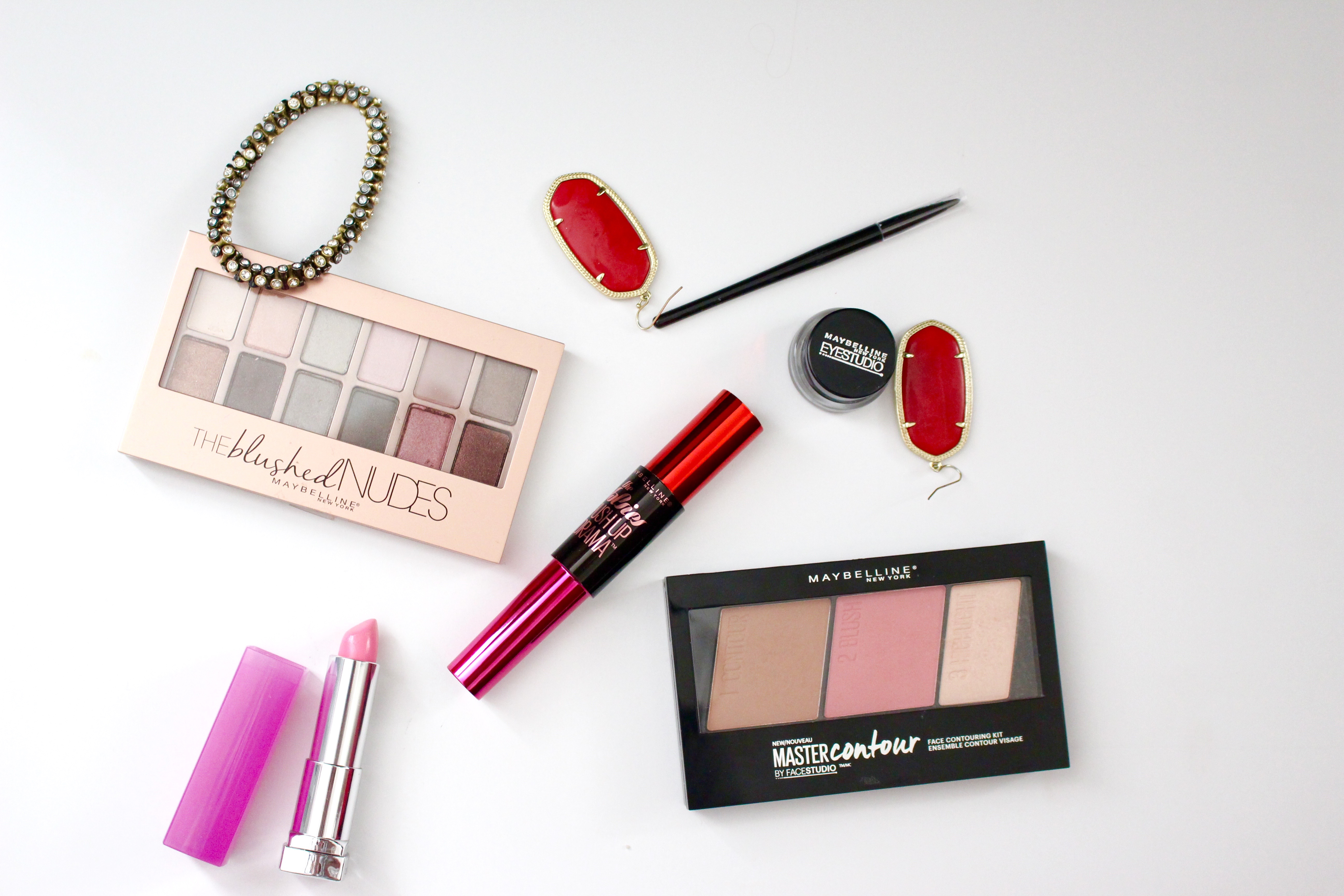 maybelline makeup looks to love