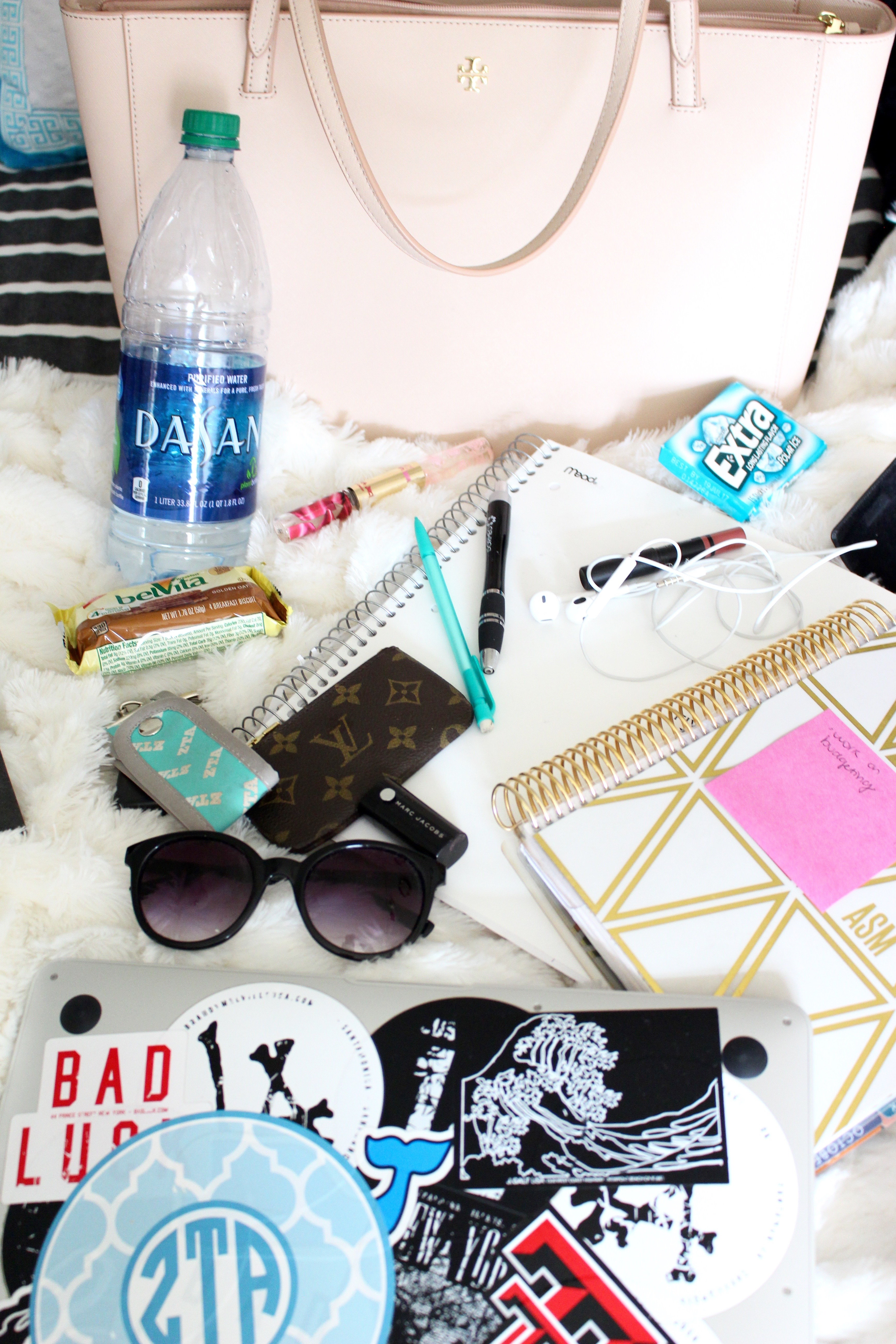 whats in my every day bag
