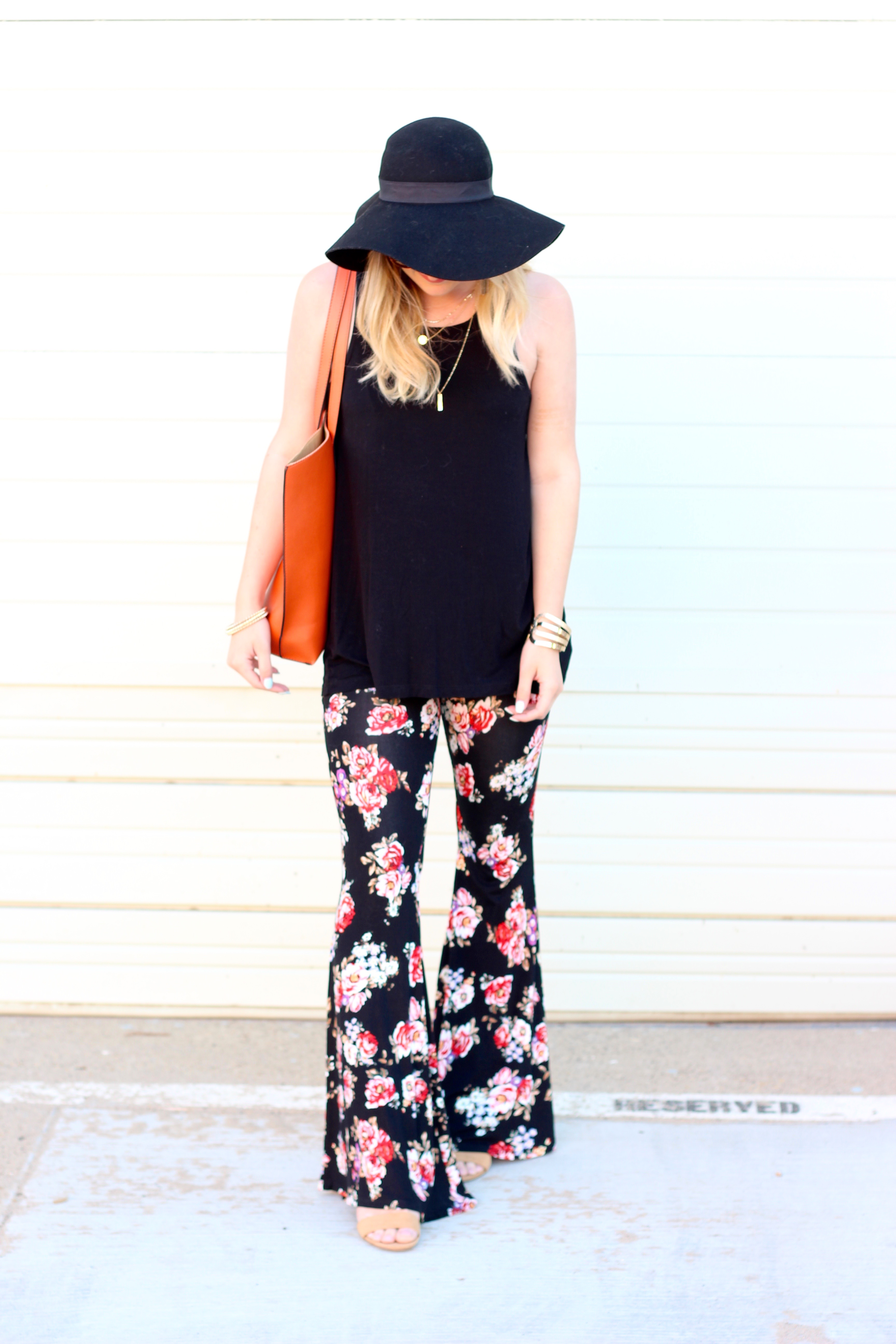 fashion outfit for the bohemian gal
