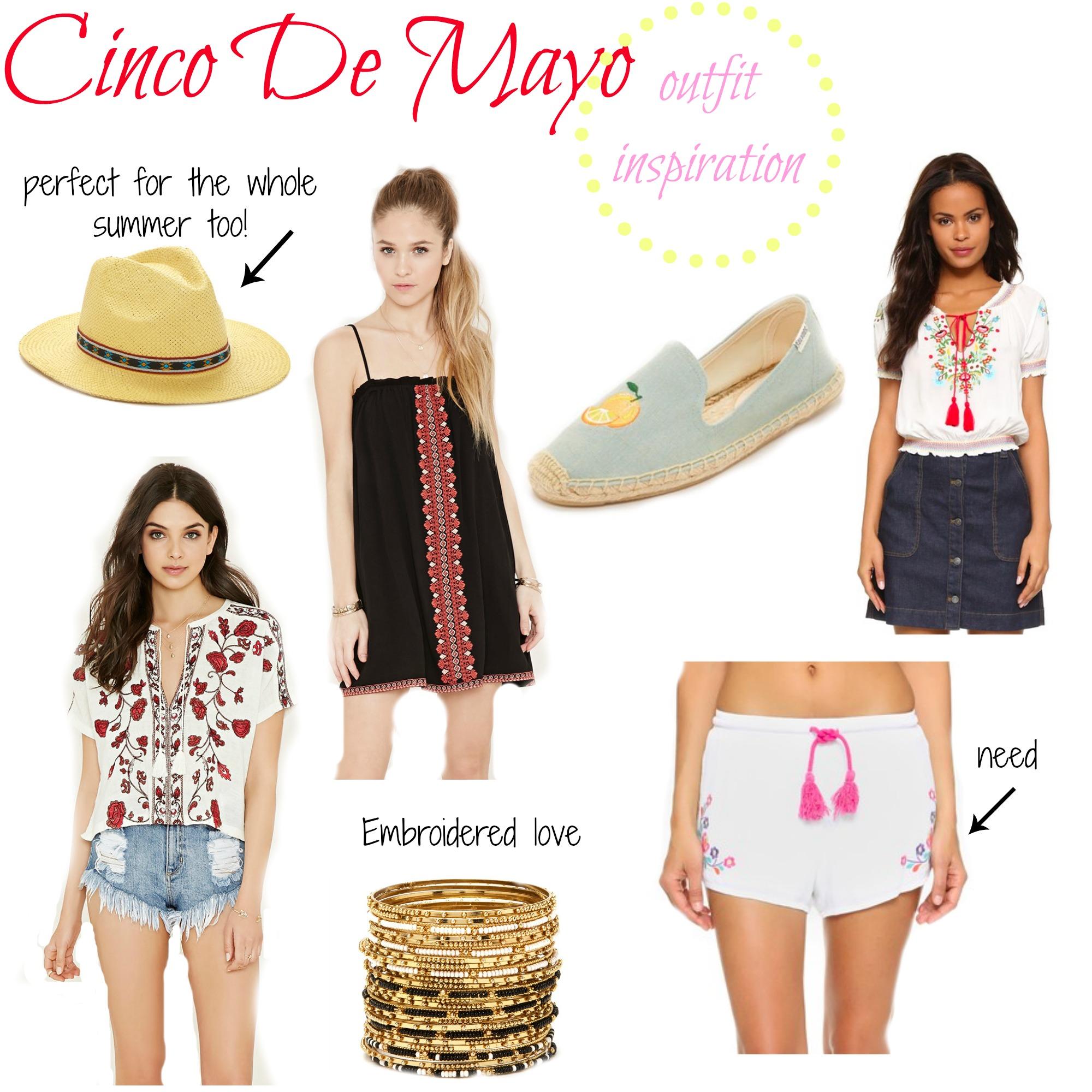cinco de mayo outfit inspiration
