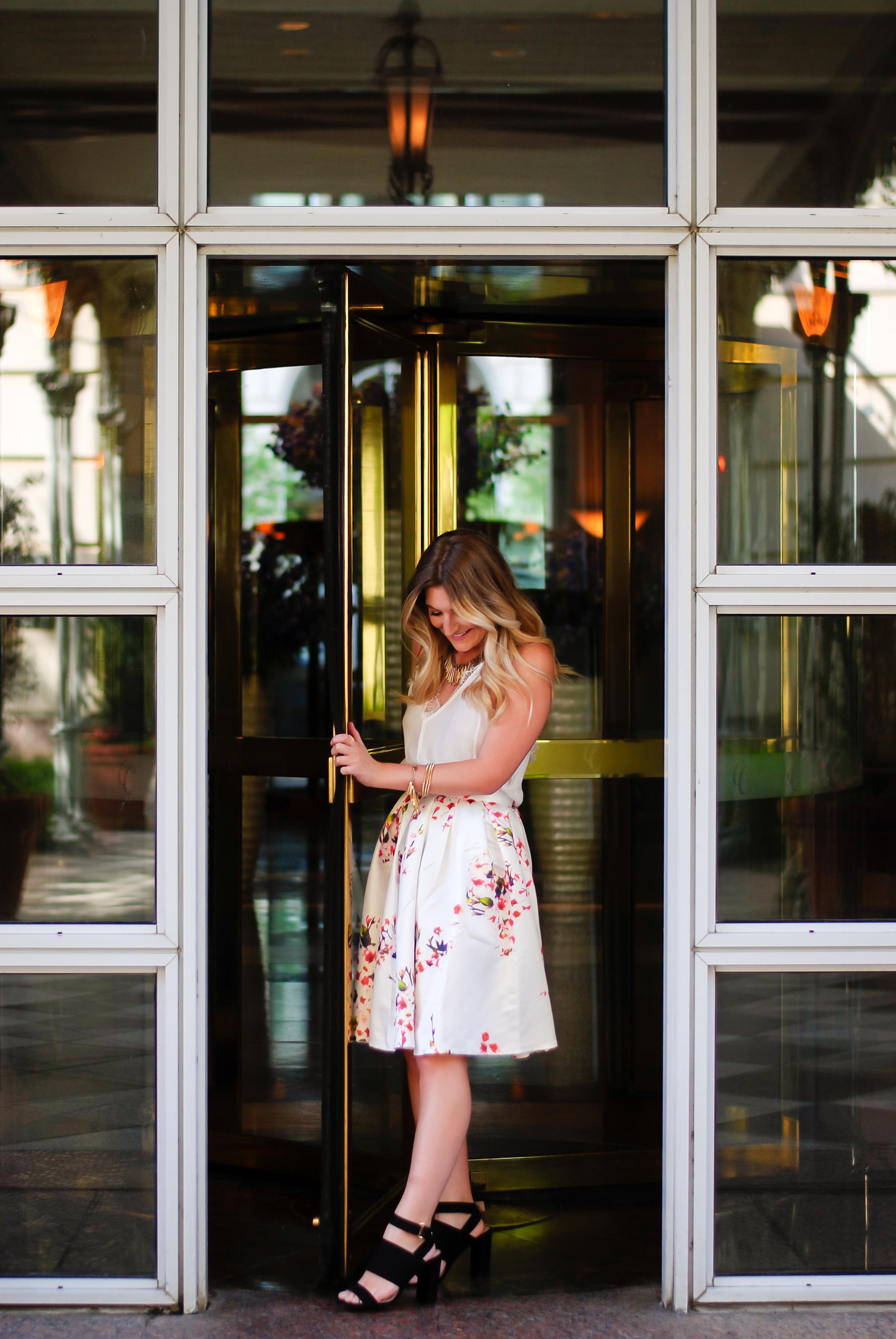 glamorous shoot at the Crescent | Audrey Madison Stowe Blog