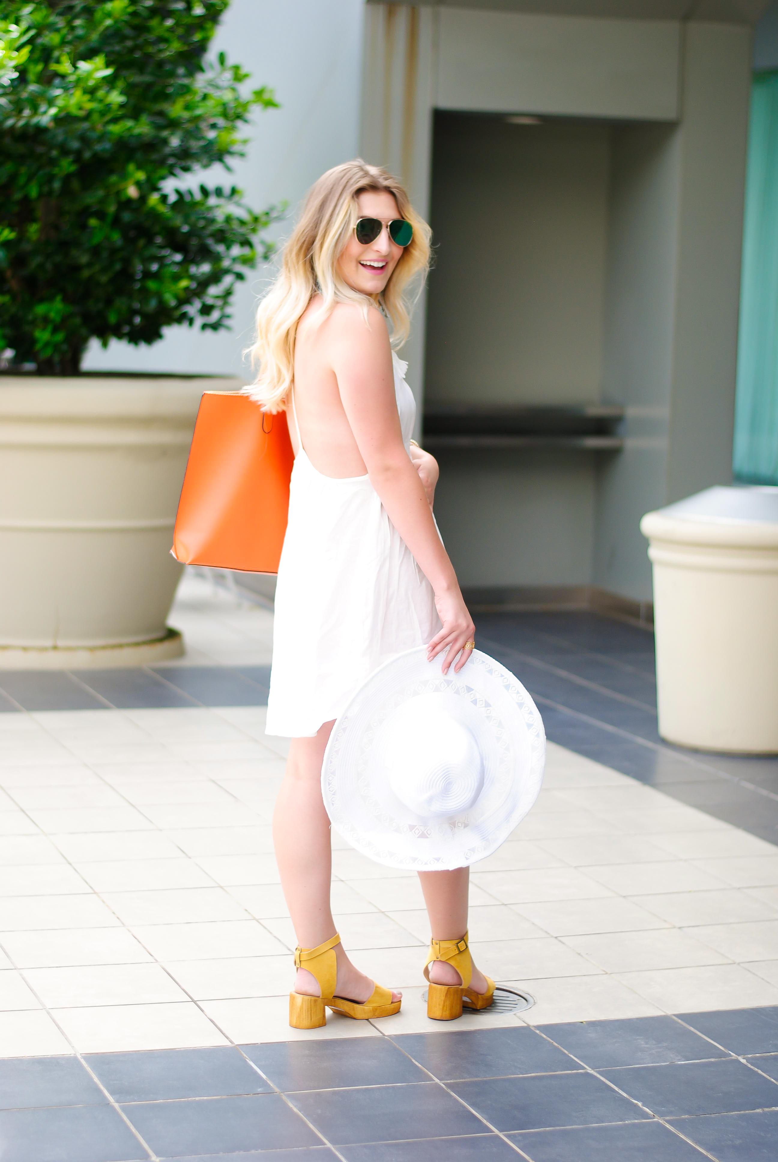 resort wear glam | Audrey Madison Stowe Blog