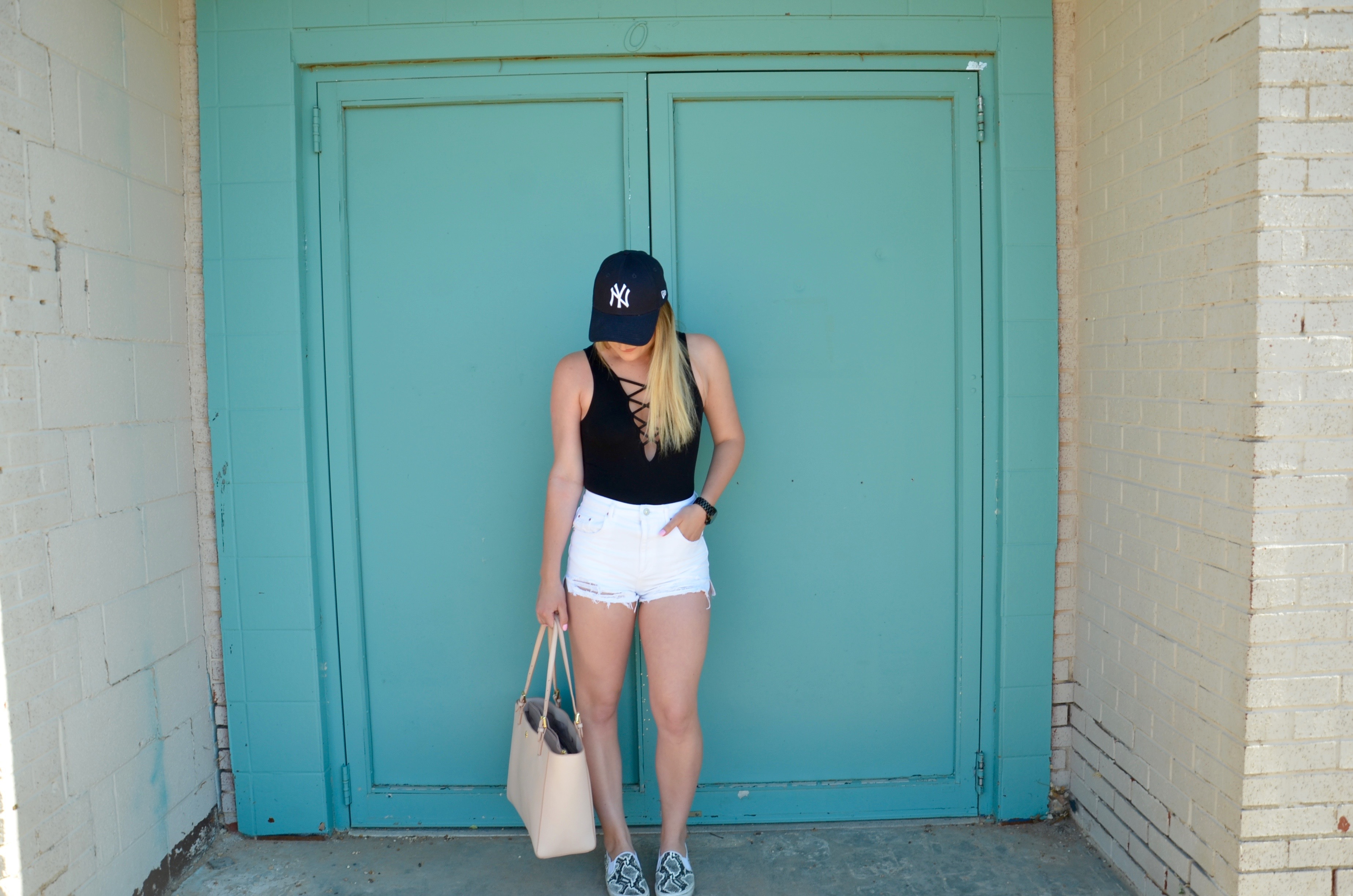 outfit for a day of travel with topshop - Travel Outfit Of The Day by popular Texas style blogger Audrey Madison Stowe