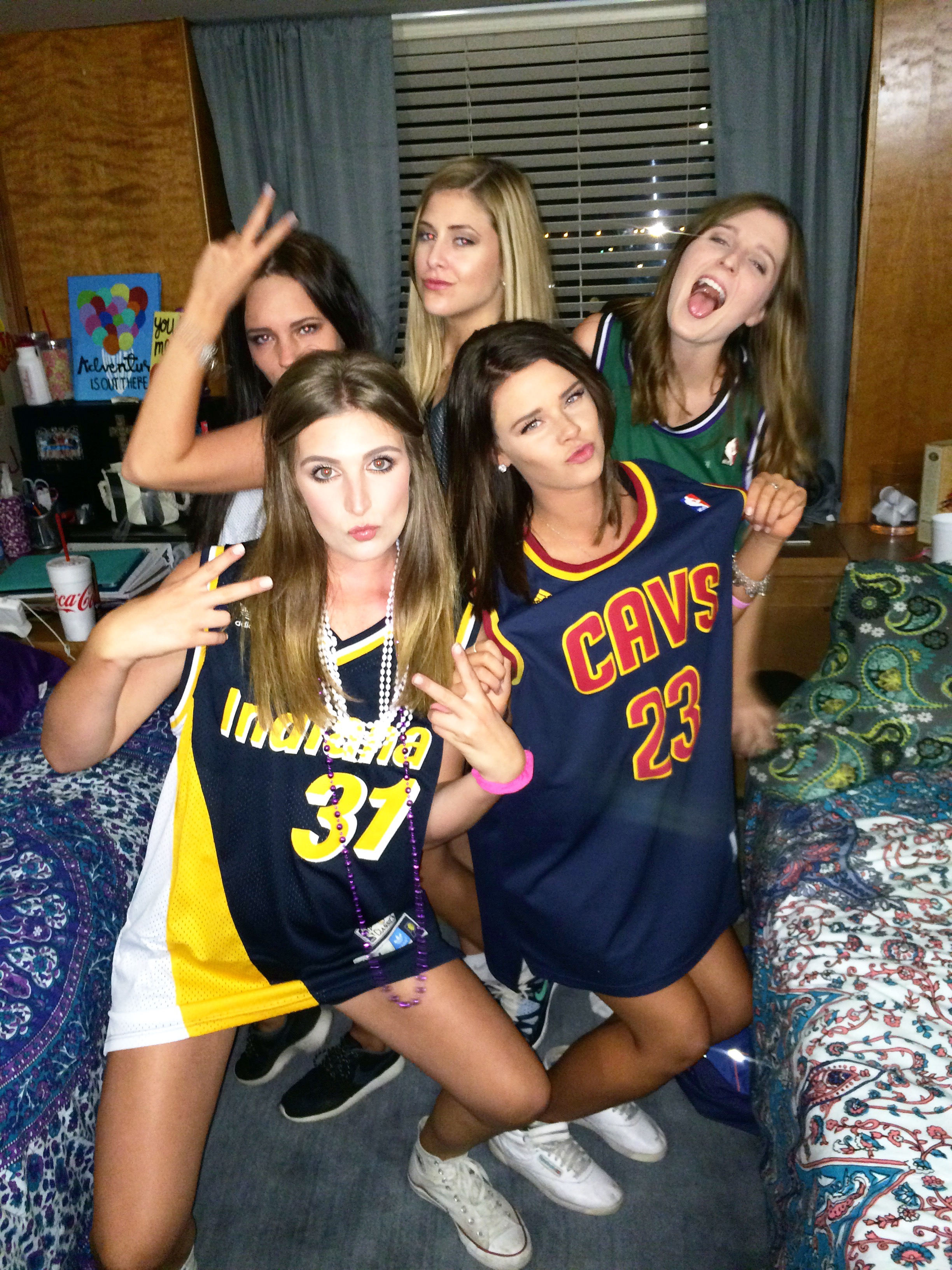 college freshman party