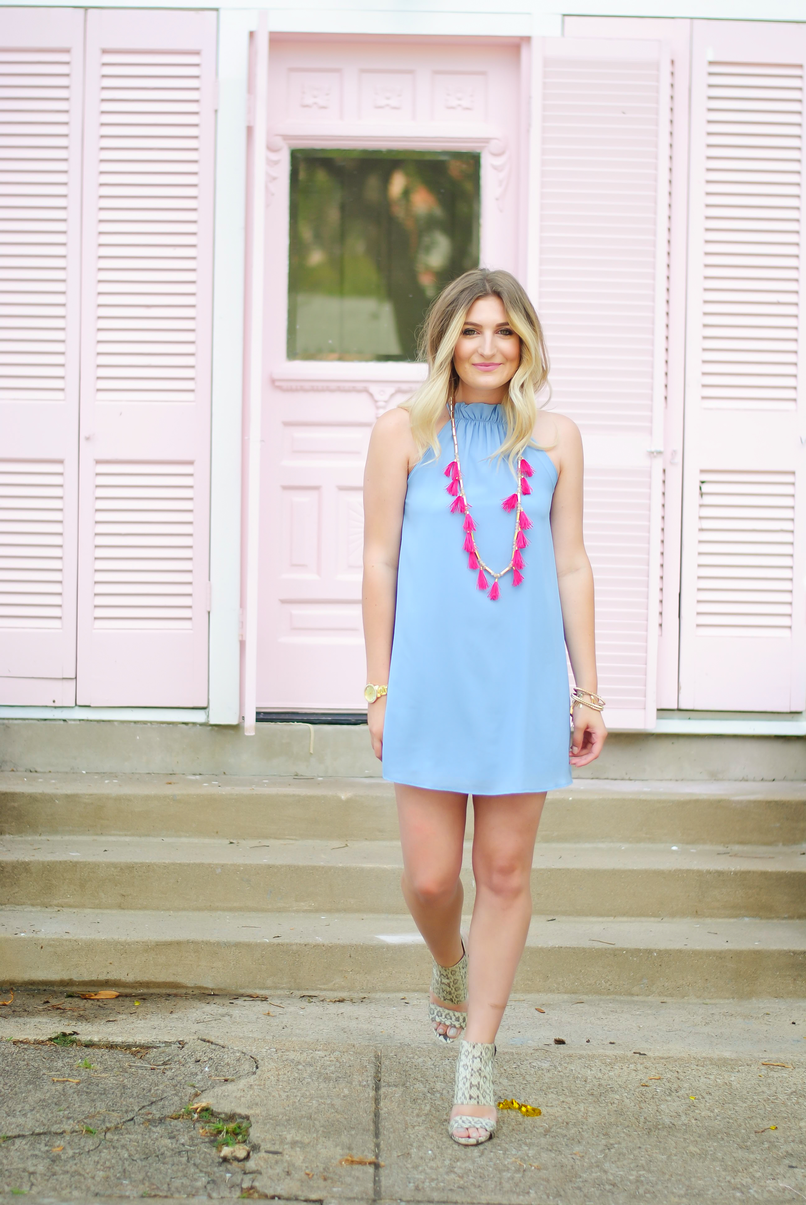 cotton candy colored vibes | Audrey Madison Stowe Blog