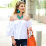 blue accessories for summer | Audrey Madison Stowe Blog