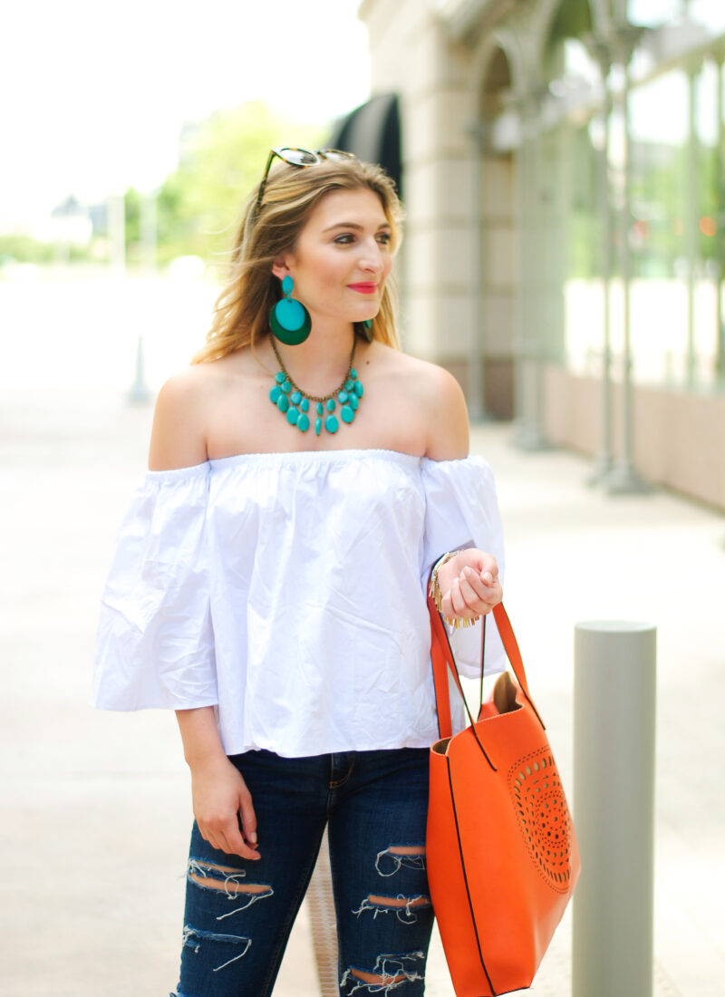 blue accessories for summer   Audrey Madison Stowe Blog