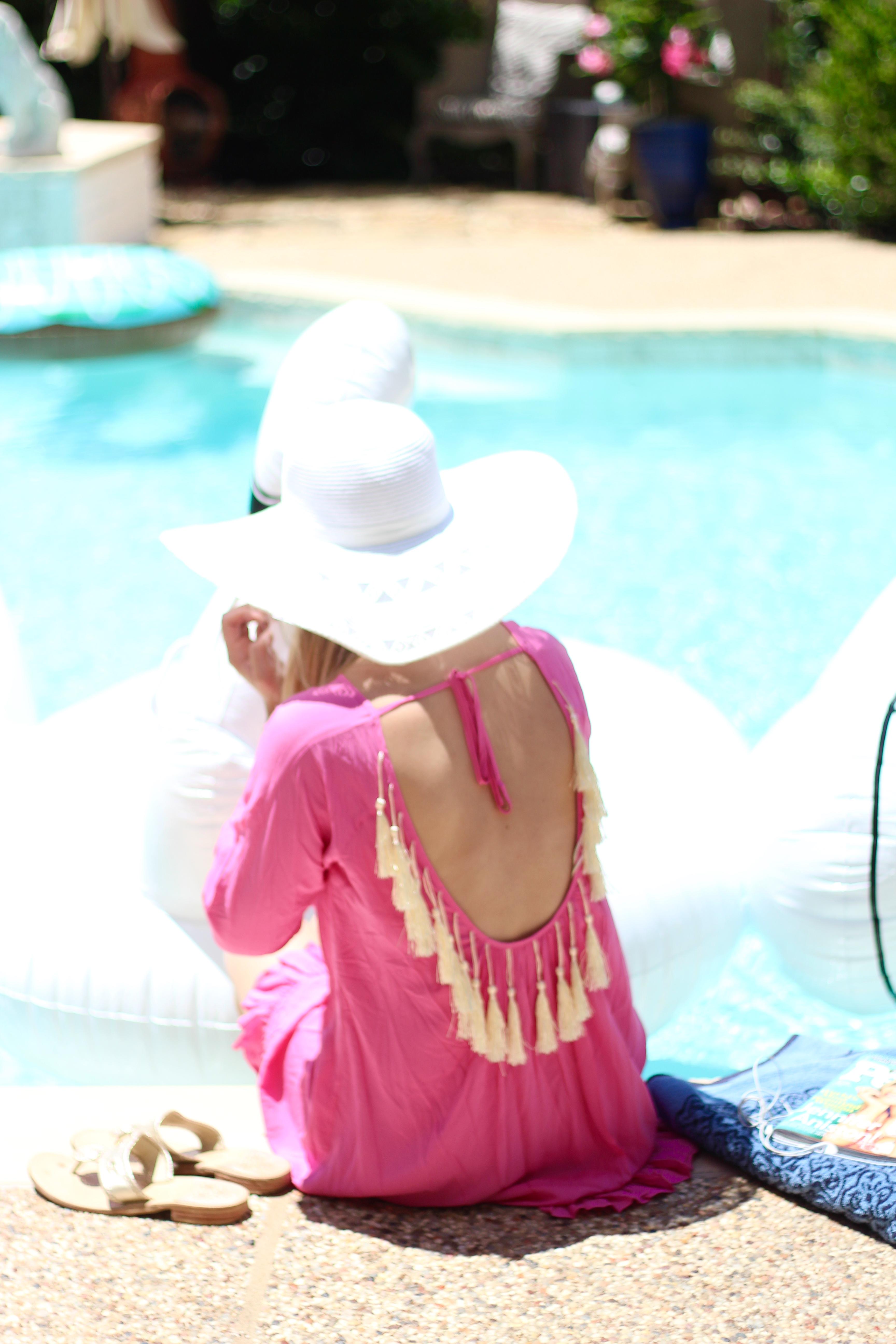 hello summer in tassels | Audrey Madison Stowe Blog