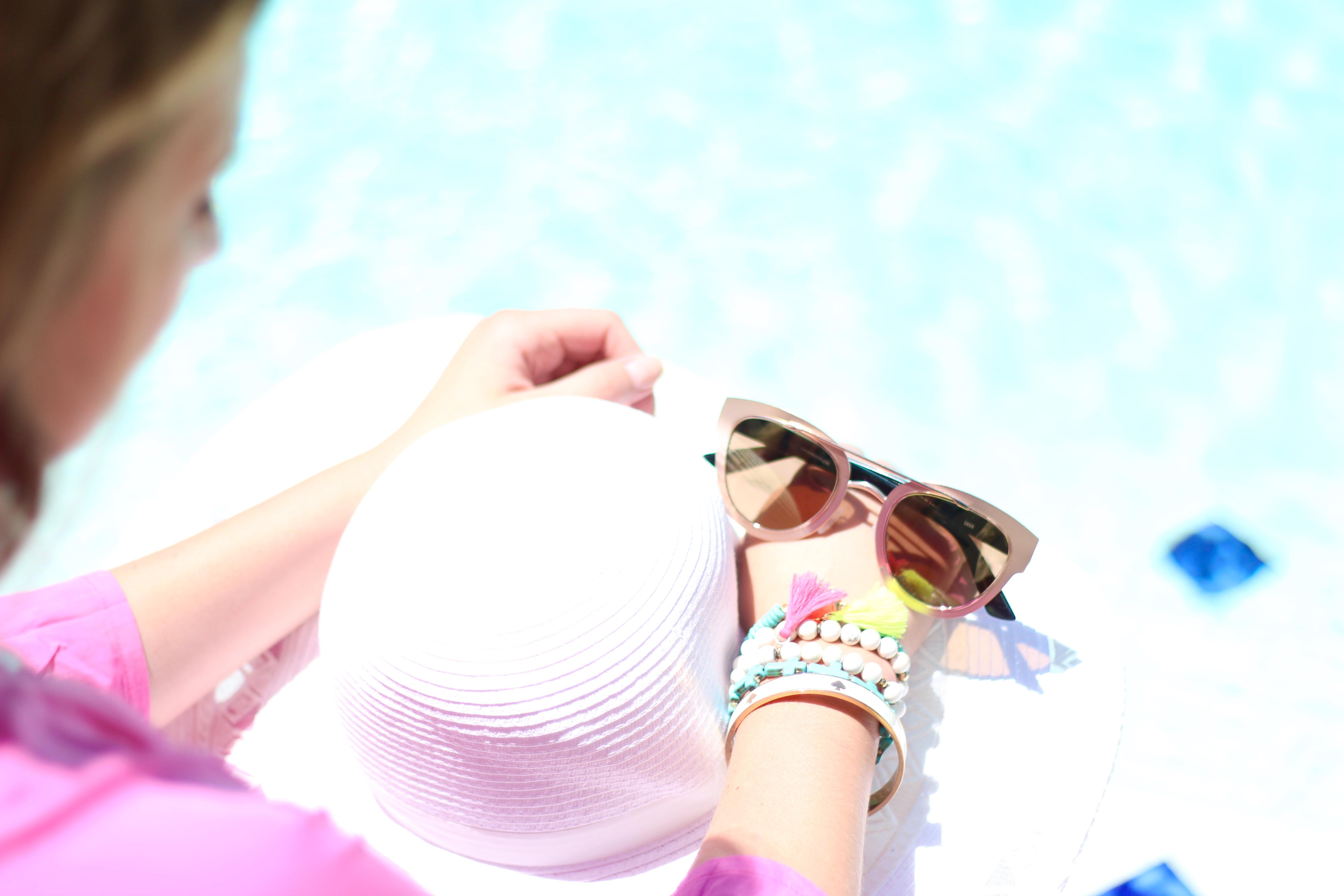 poolside details | Audrey Madison Stowe Blog