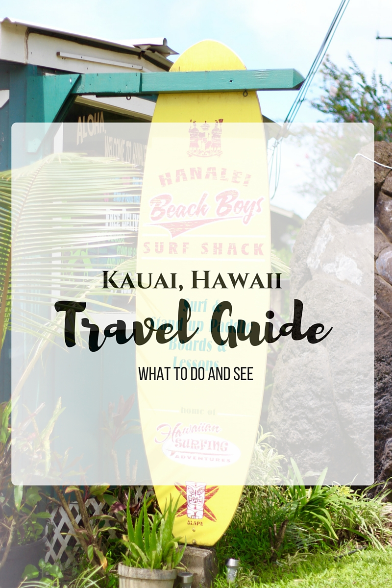 Kauai, Hawaii Travel Guide | AMS Blog