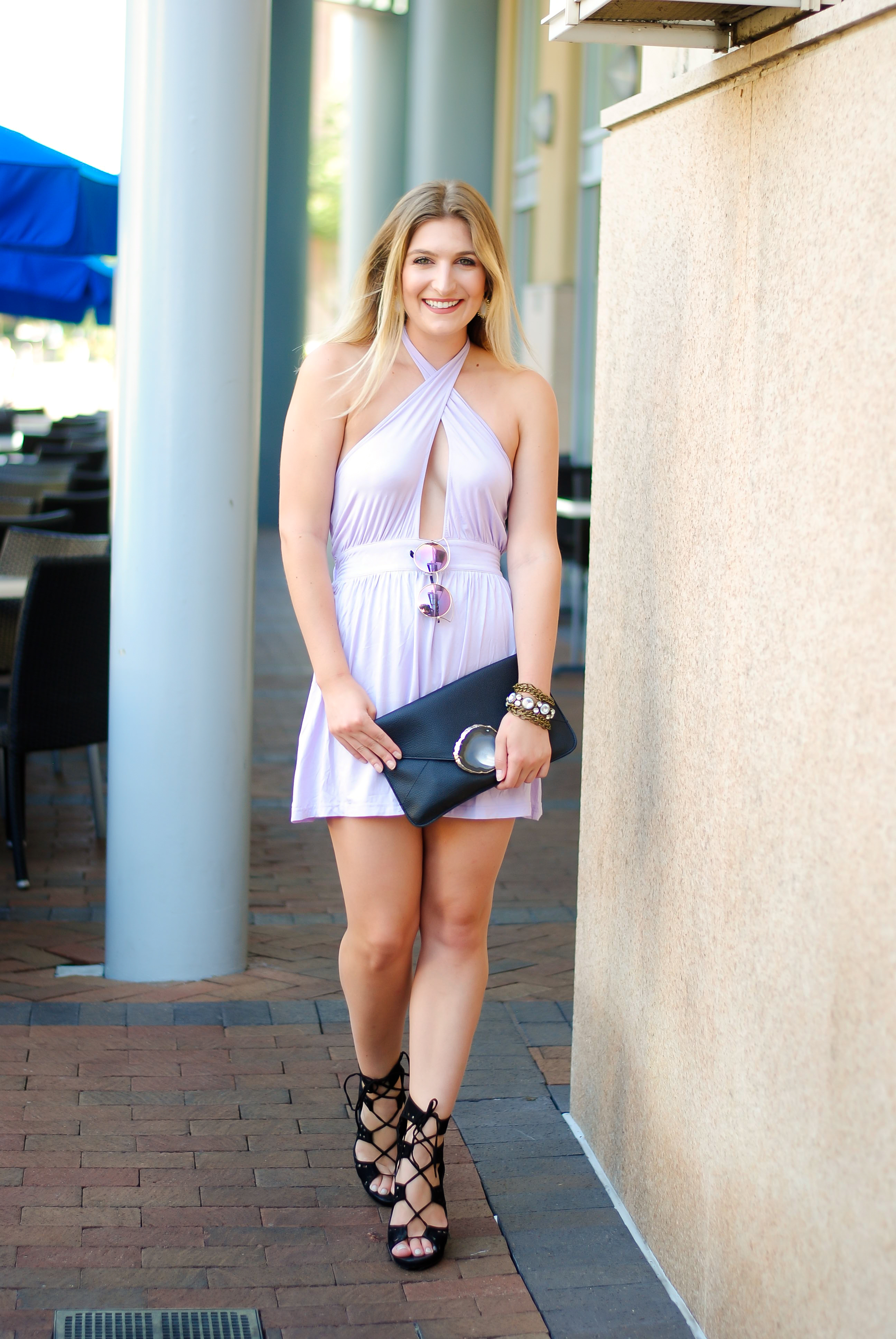 Lady in Lavender | AMS Blog