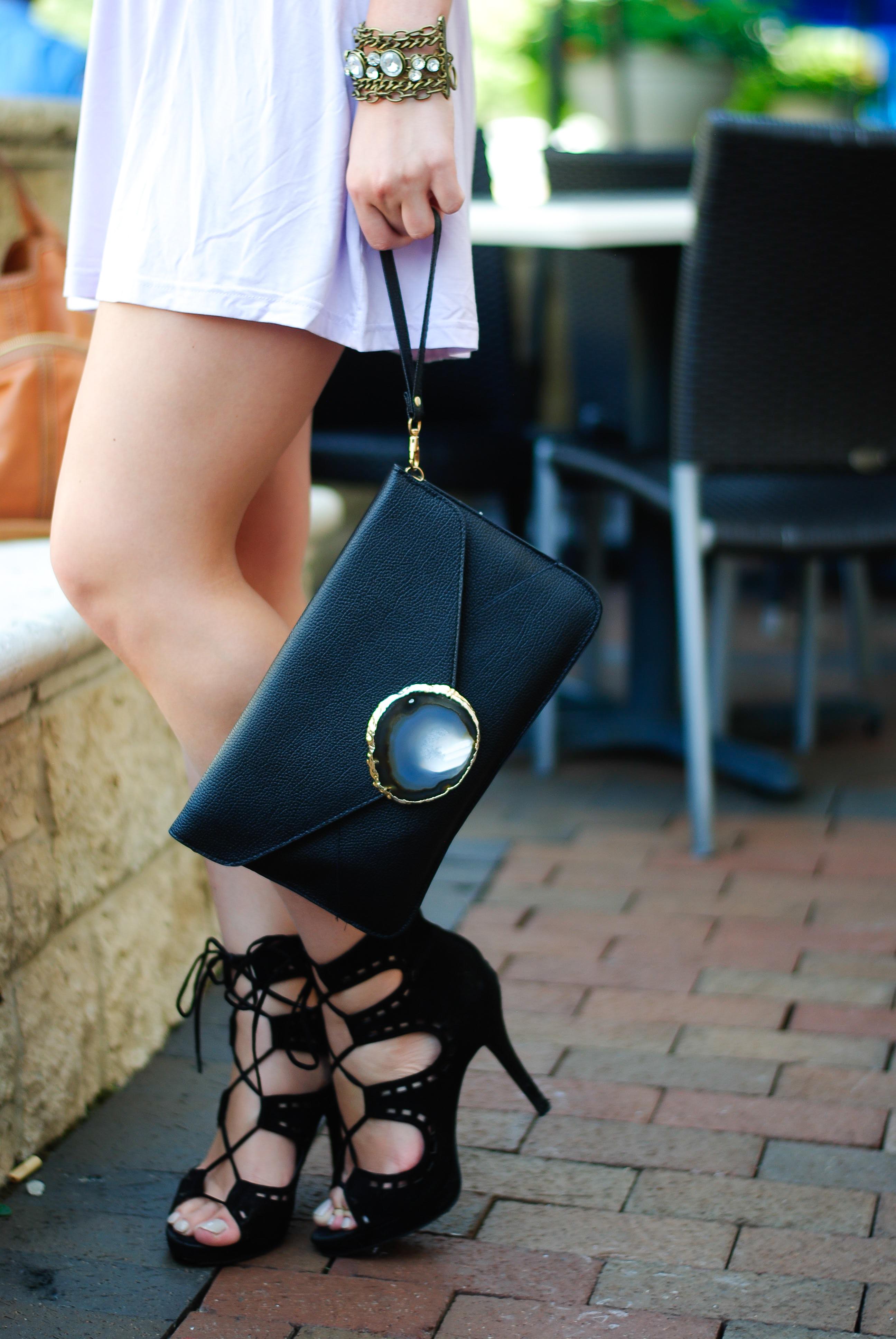 Lady in Lavender details | AMS Blog