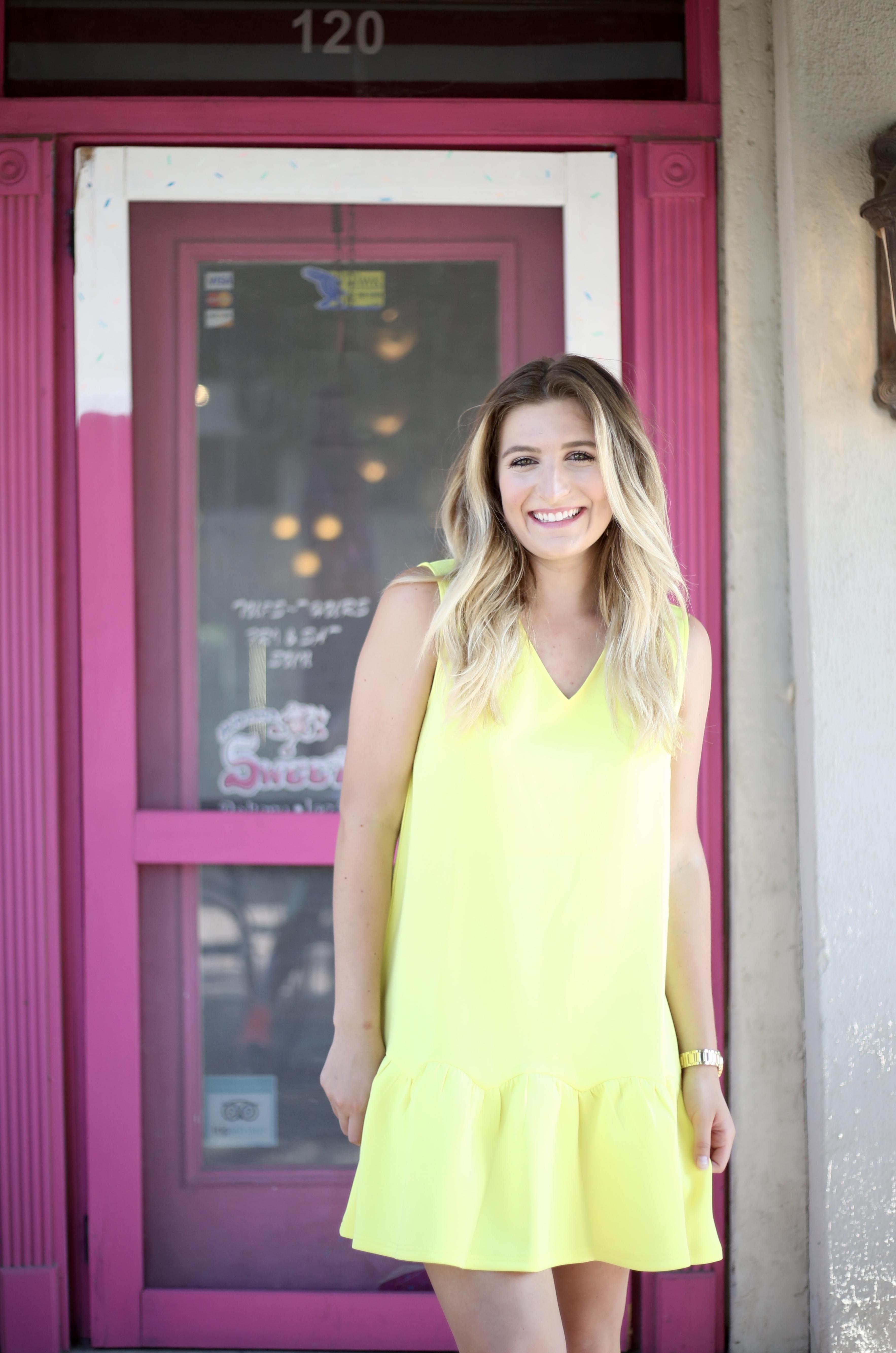 Affordable 'Sunshine' Dress | AMS Blog