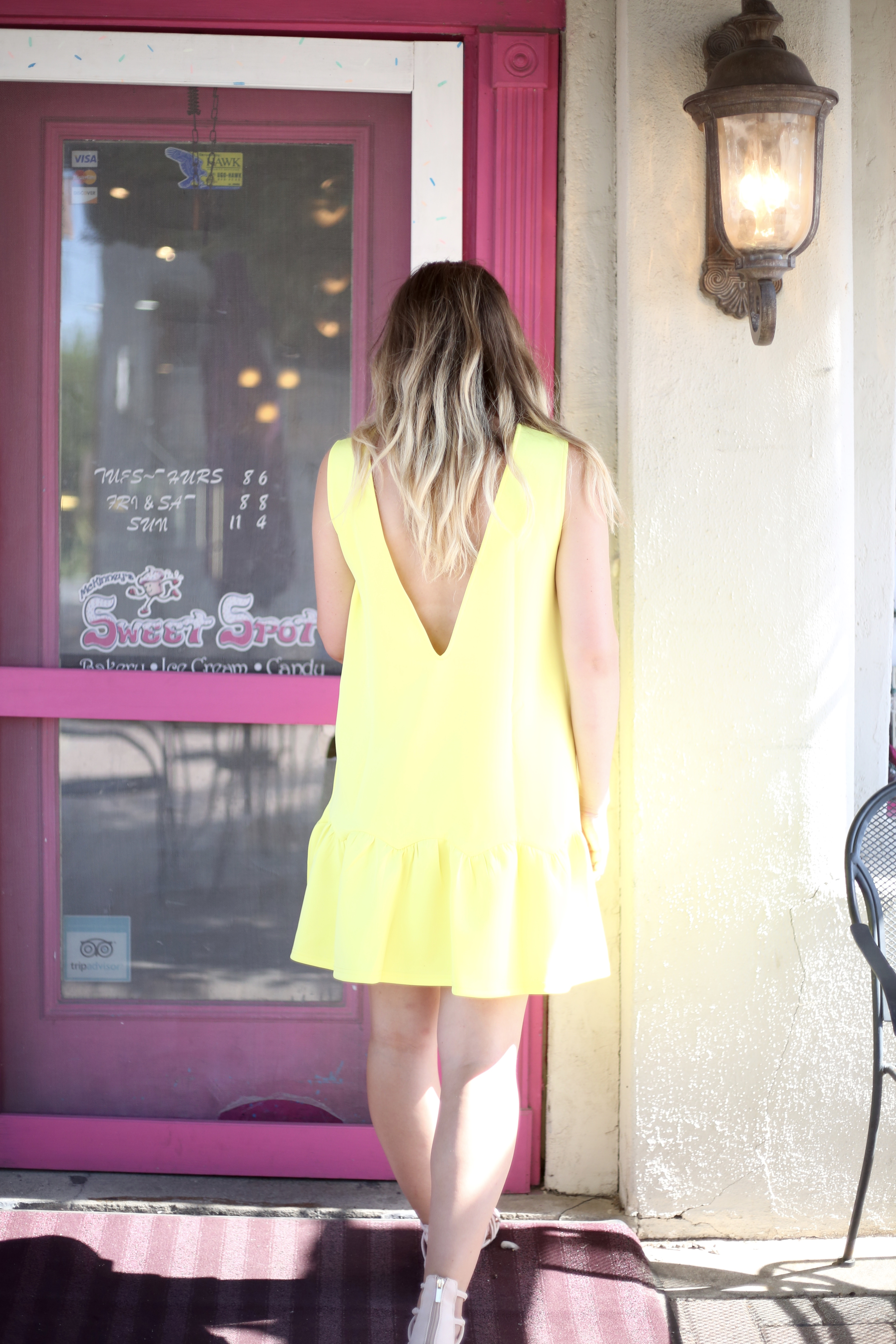 Affordable 'Sunshine' Dress | AMS Blog