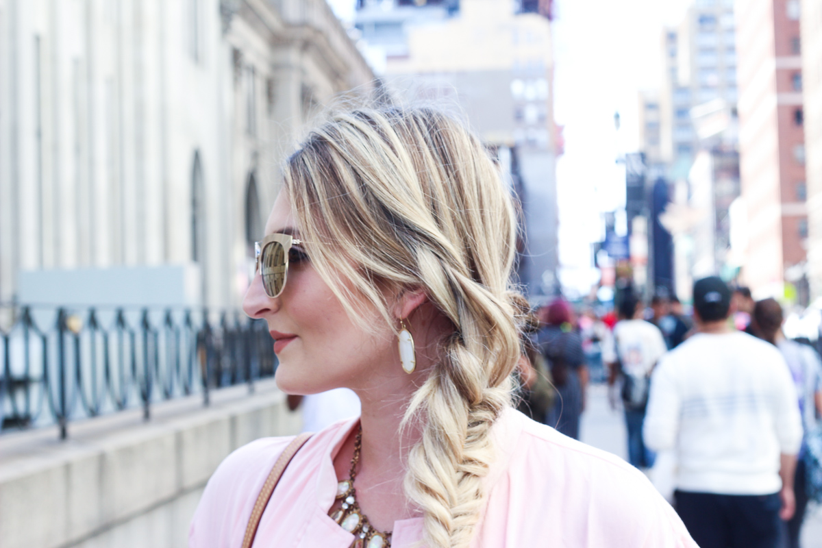 NYFW hair   AMS Blog