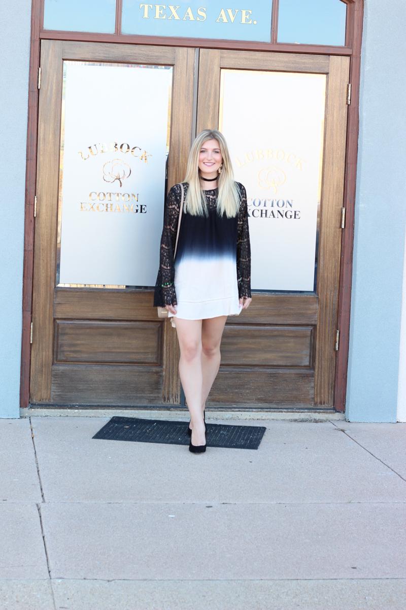 Friday Fun Lace Dress   AMS Blog
