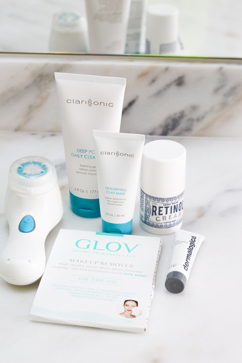 How I Remove My Makeup with Clarisonic | AMS Blog