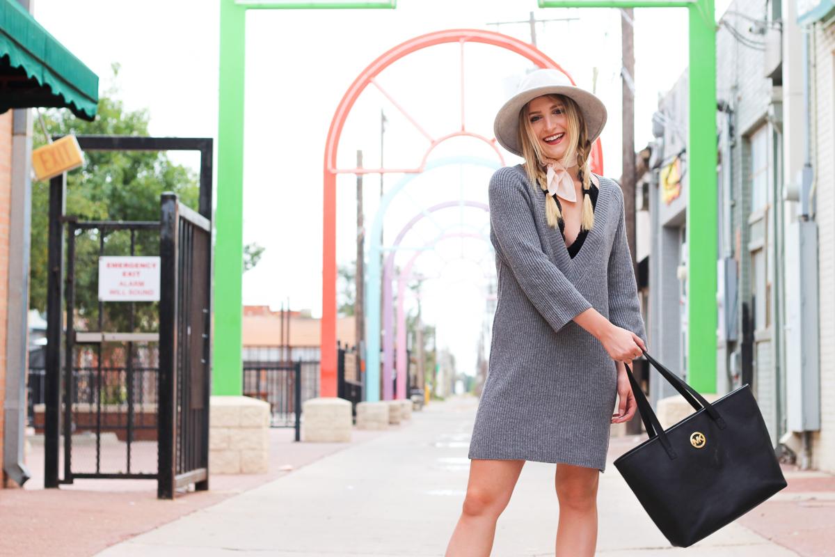 Fall Trend Alert: Knit Sweater Dress | AMS Blog