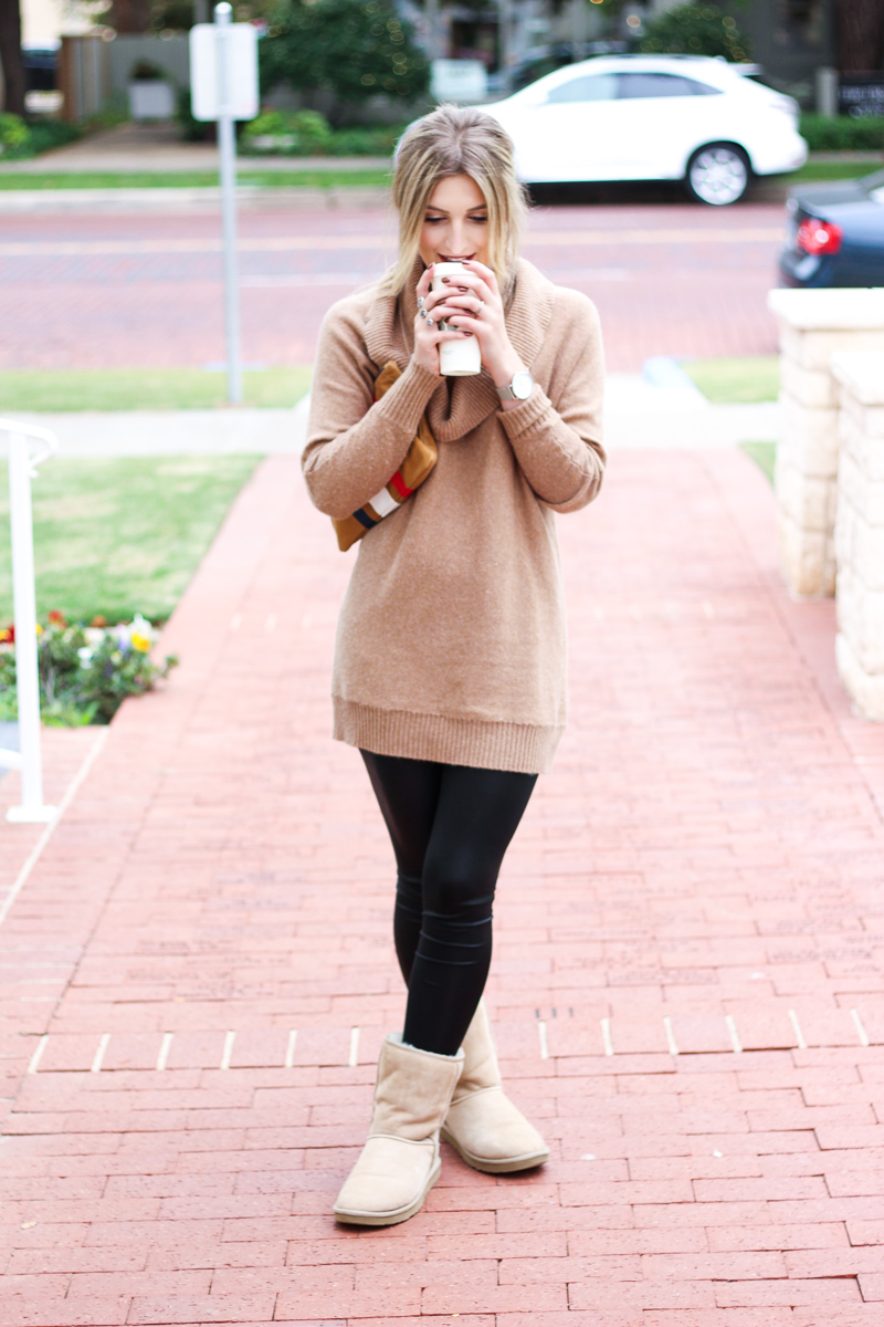 Casual Thanksgiving Look | AMS Blog