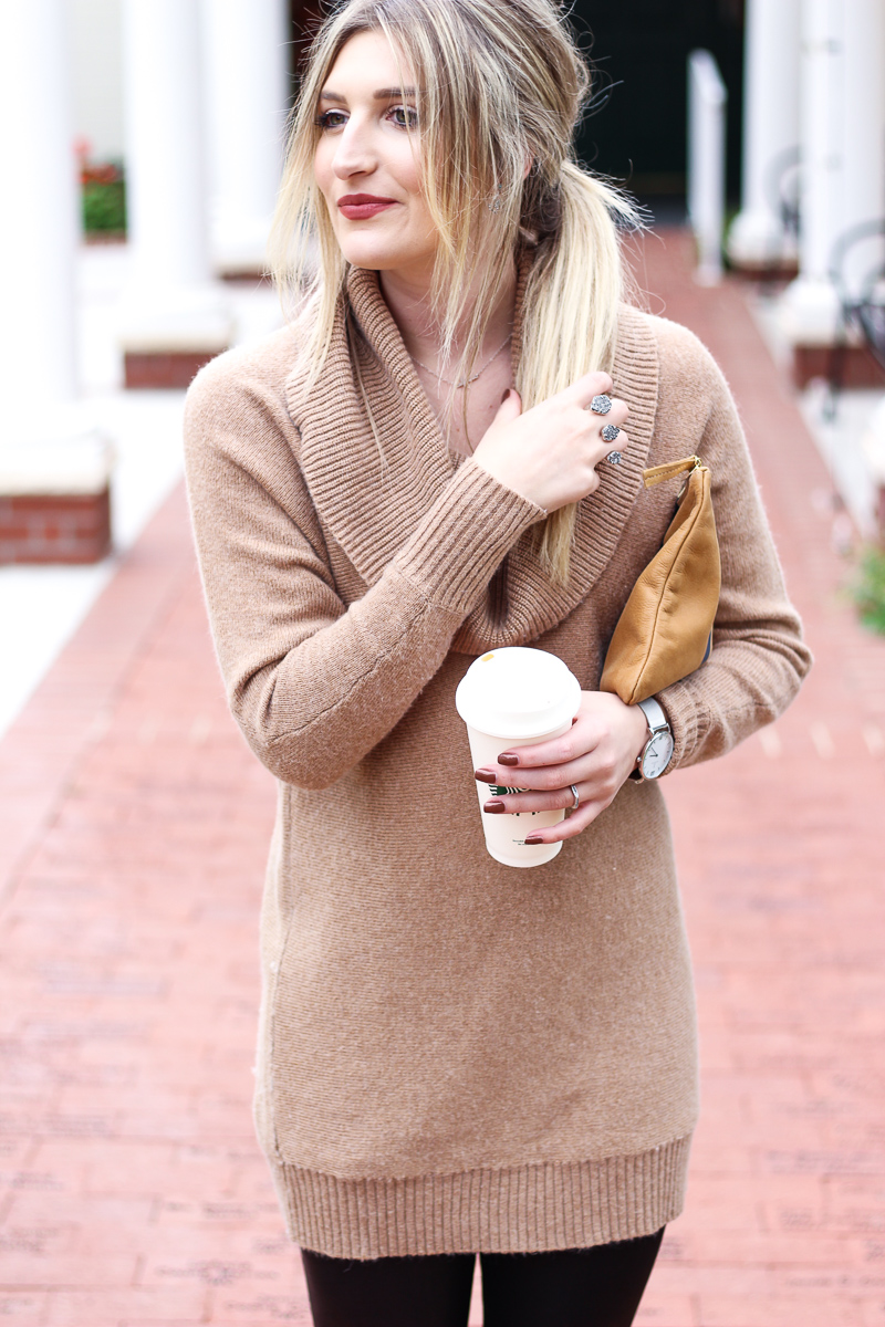 Nordstrom | Uggs | Casual Thanksgiving Outfit featured by top Texas fashion blog Audrey Madison Stowe
