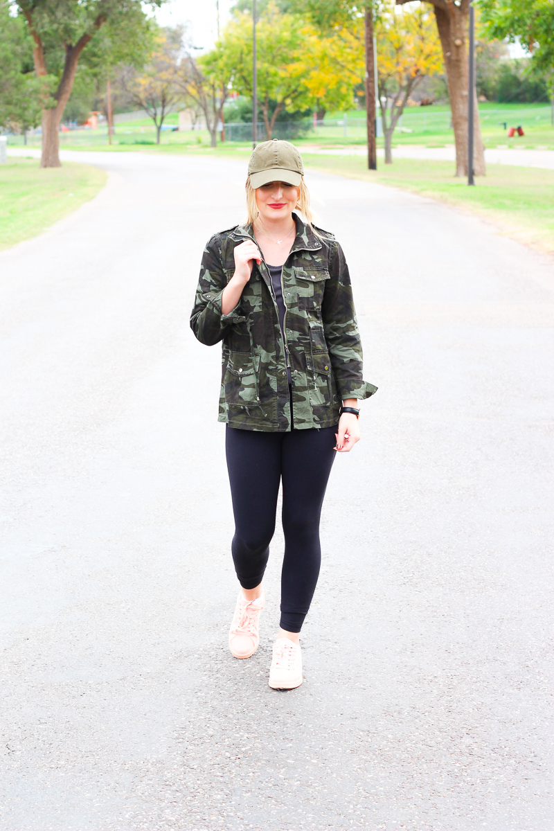 Military Athleisure For Everyday