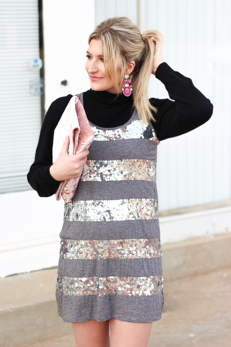 A Warm & Sparkly NYE Look   AMS Blog