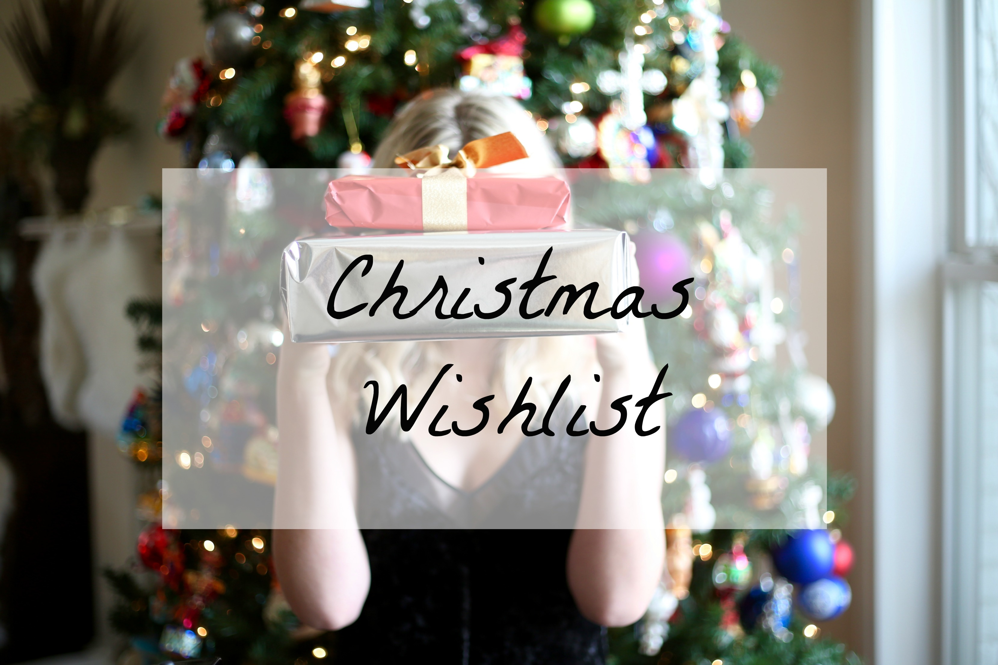 My Personal Christmas Wish-list | AMS Blog