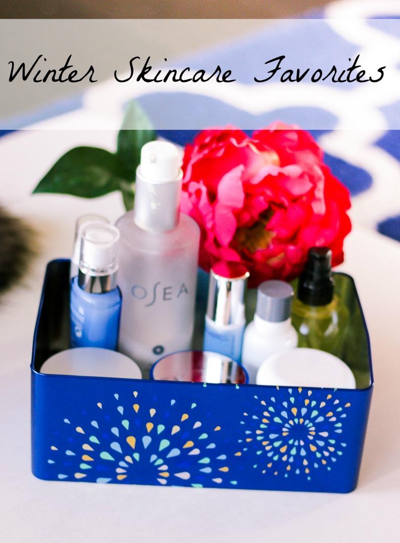 Winter Skincare Favorites | AMS Blog