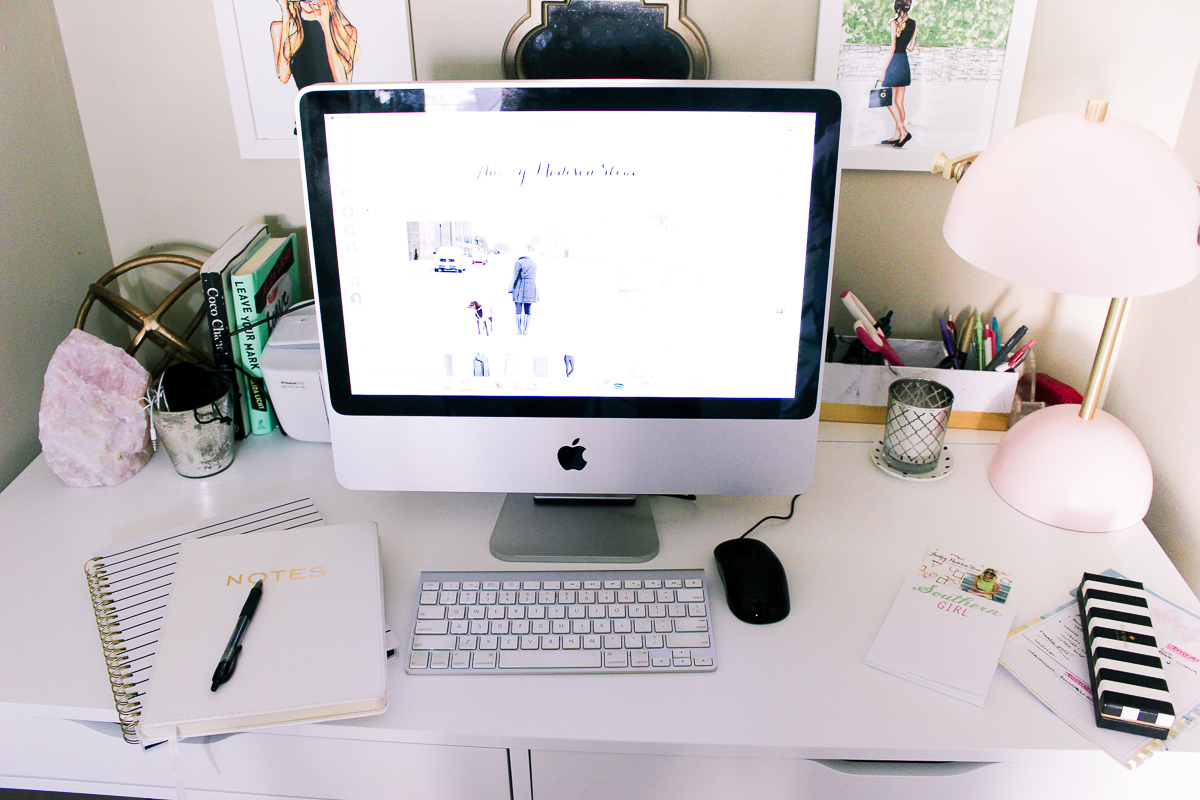 5 Tips to Stay Organized From Life and style blogger Audrey Stowe