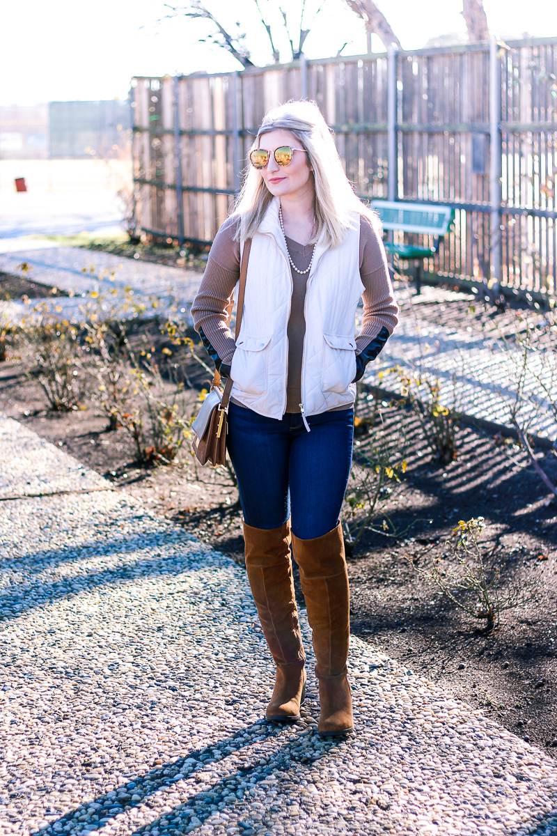 Everyday Winter Style by lifestyle and fashion blogger Audrey Madison Stowe