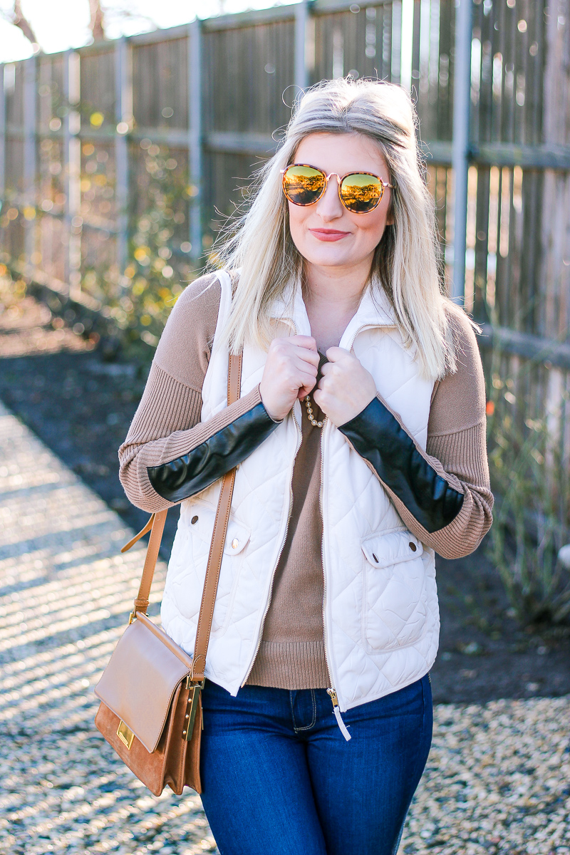 Casual Everyday Winter Style by lifestyle and fashion blogger Audrey Madison Stowe