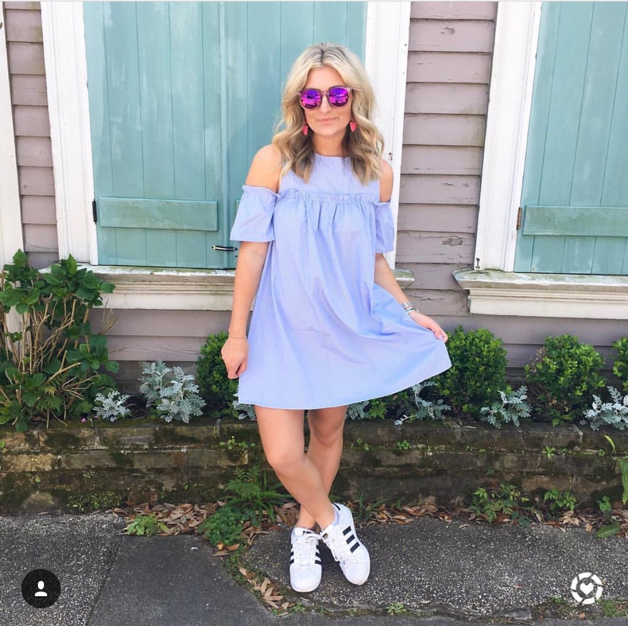 Nola Instagram Roundup by lifestyle and fashion blogger Audrey Madison Stowe - New Orleans Instagram Roundup featured by popular Texas travel blogger, Audrey Madison Stowe