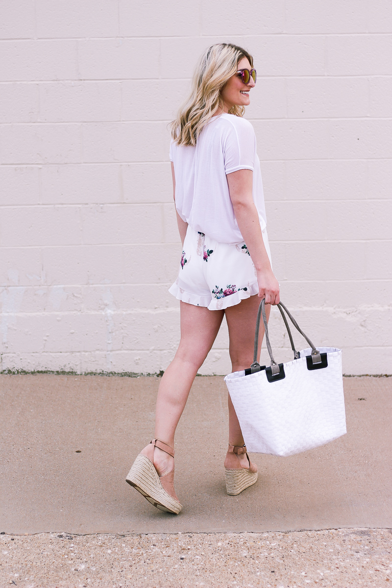 Spring Break Plans and Outfit Ideas by lifestyle and fashion blogger Audrey Madison Stowe