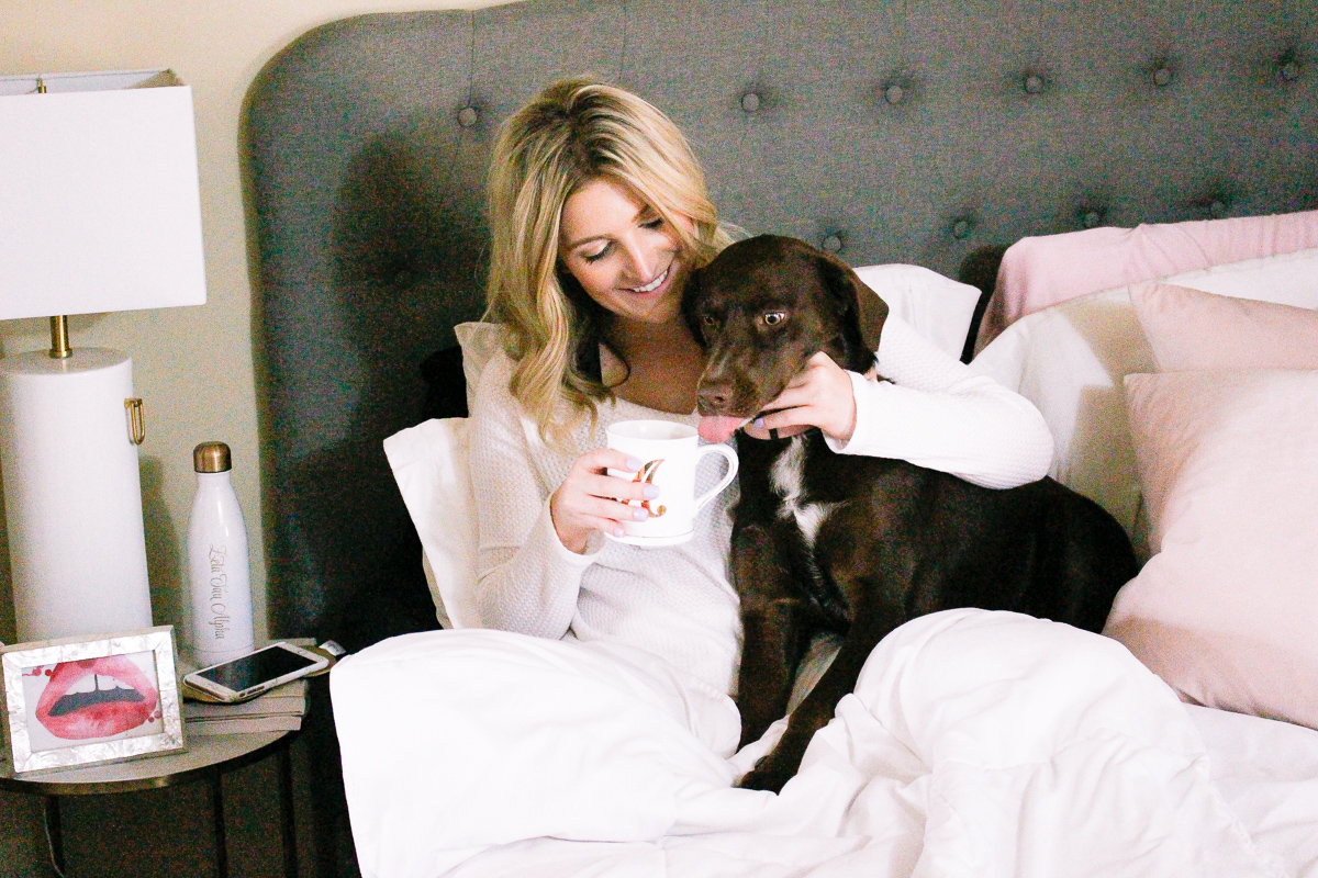 Typical Morning Routine- College style by life and style blogger Audrey Madison Stowe - Typical Everyday Morning Routine - College Style by popular Texas student lifestyle blogger Audrey Madison Stowe