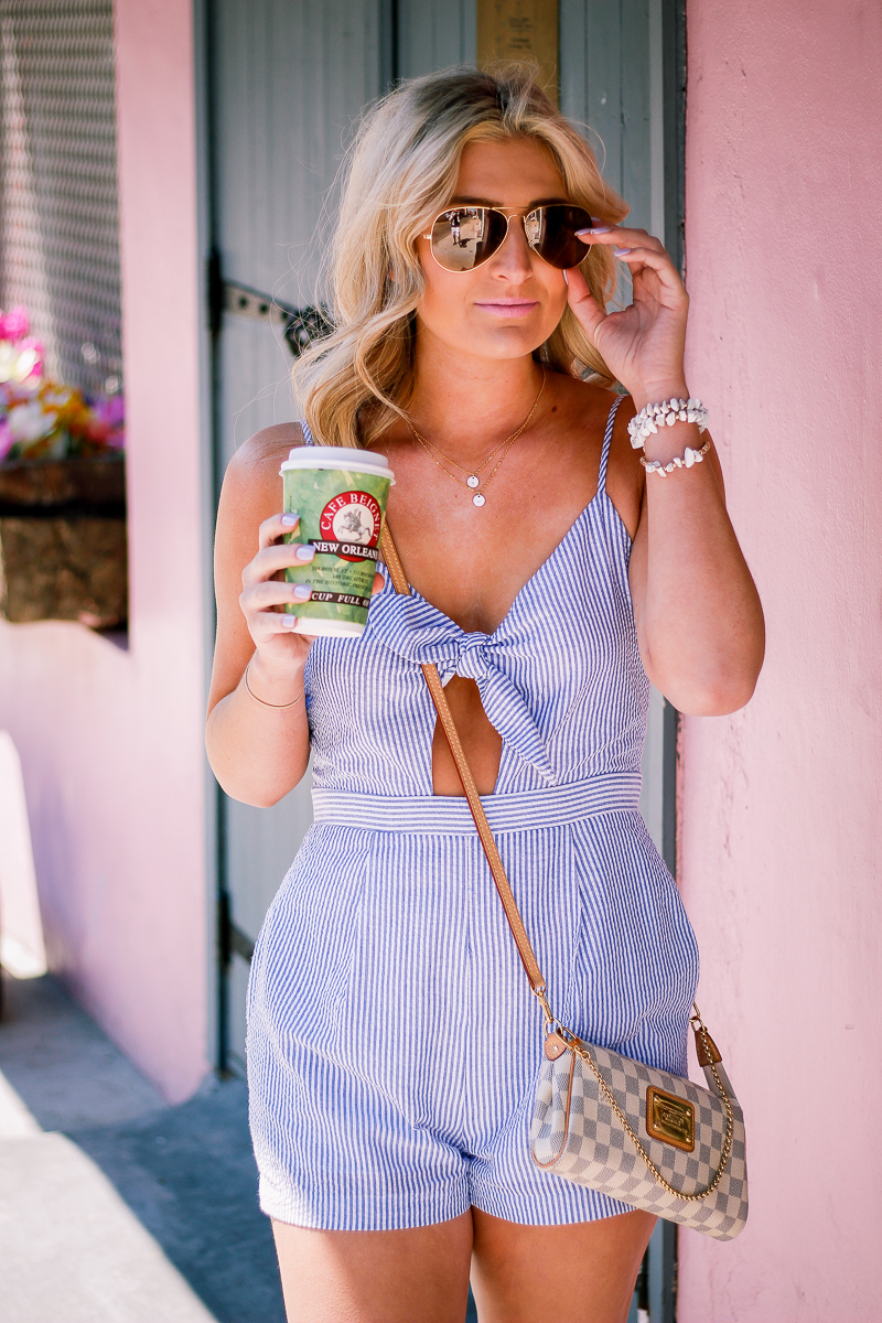 New Orleans Itinerary- 5 Day Guide in NOLA by lifestyle and fashion blogger Audrey Madison Stowe