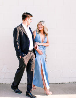 Formal Weekend at Texas Tech University by lifestyle and fashion blogger Audrey Madison Stowe