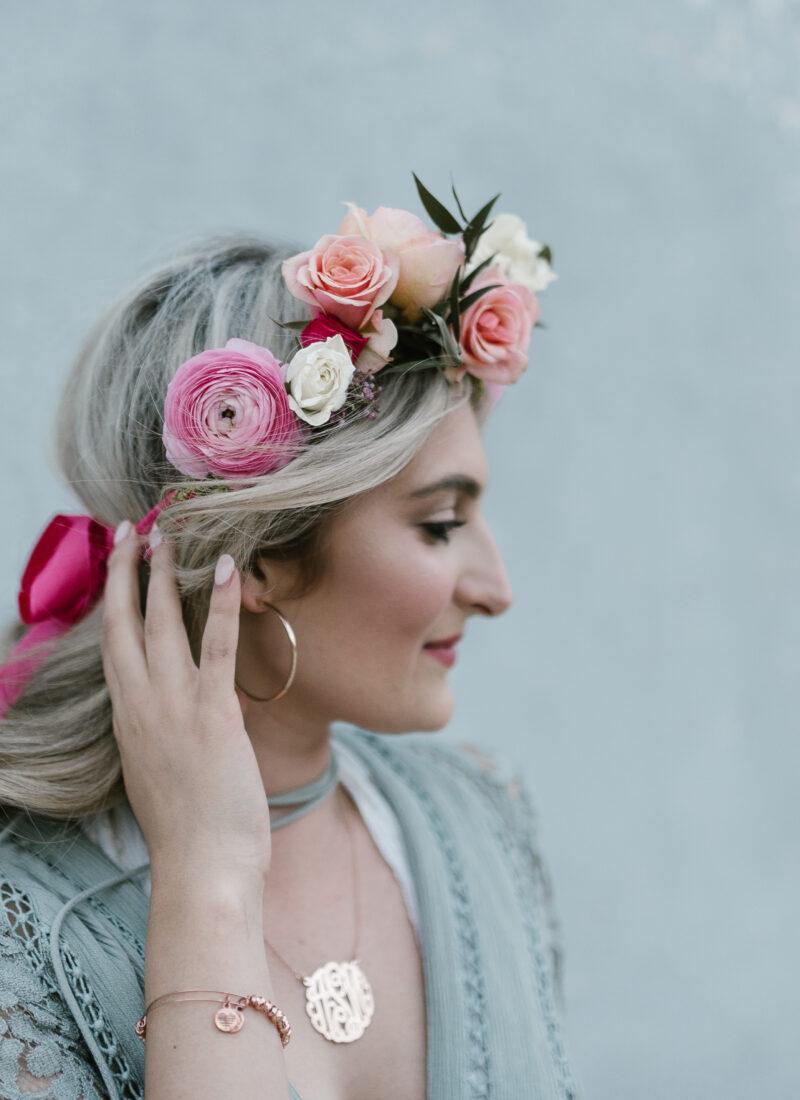 Bachelorette Flower Crowns