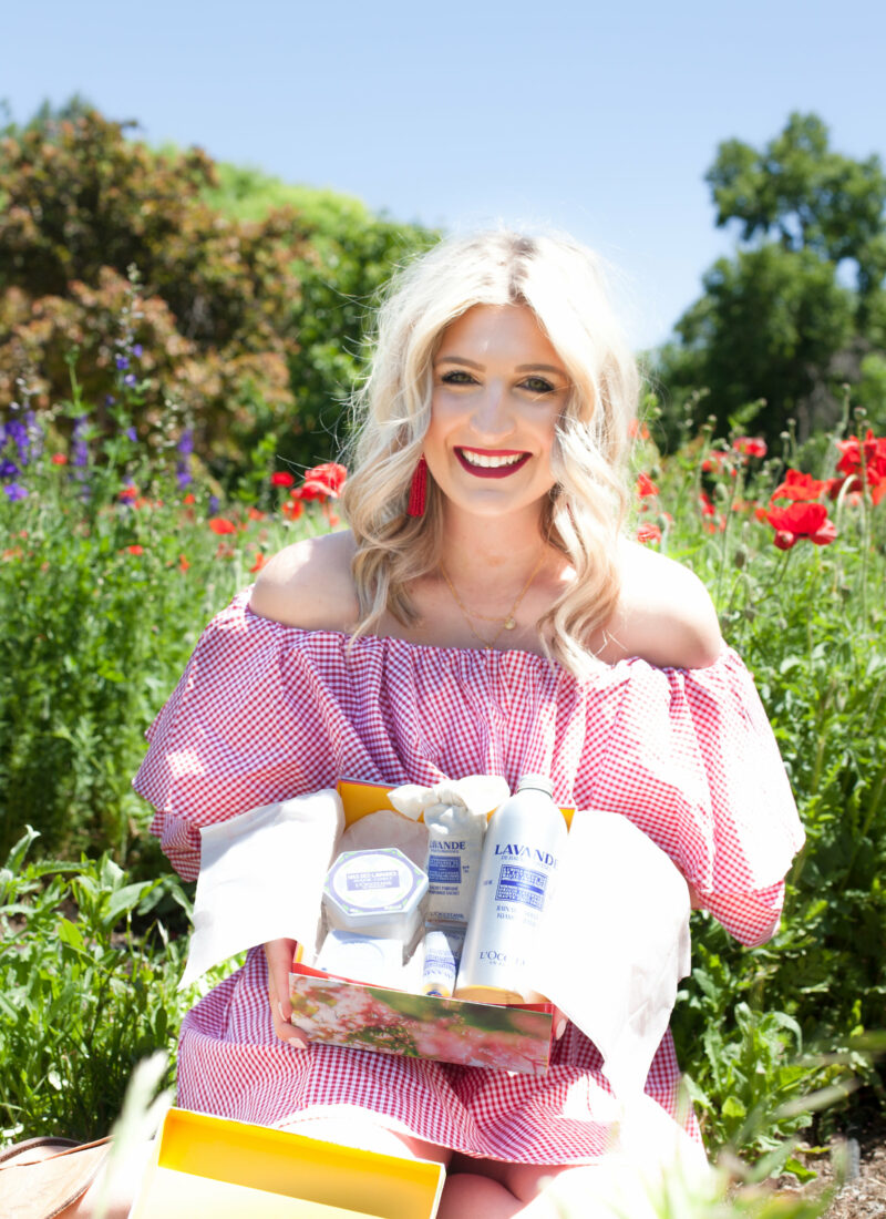 What My Mom Means To Me and Mother's Day Gift Idea With L'occitane by Audrey Madison Stowe Blog fashion and lifestyle