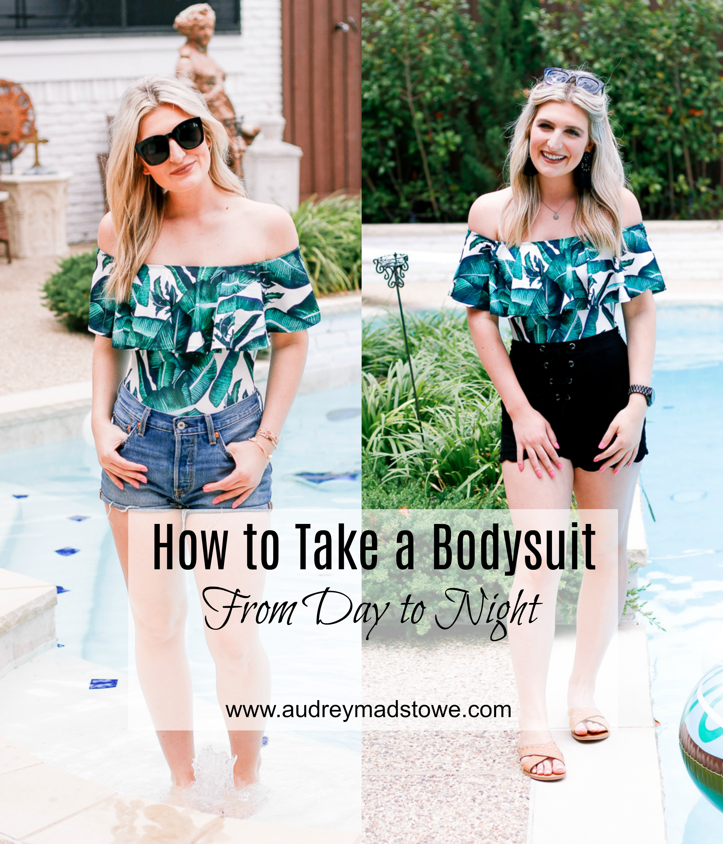 How To Take Your Bodysuit from Day to Night