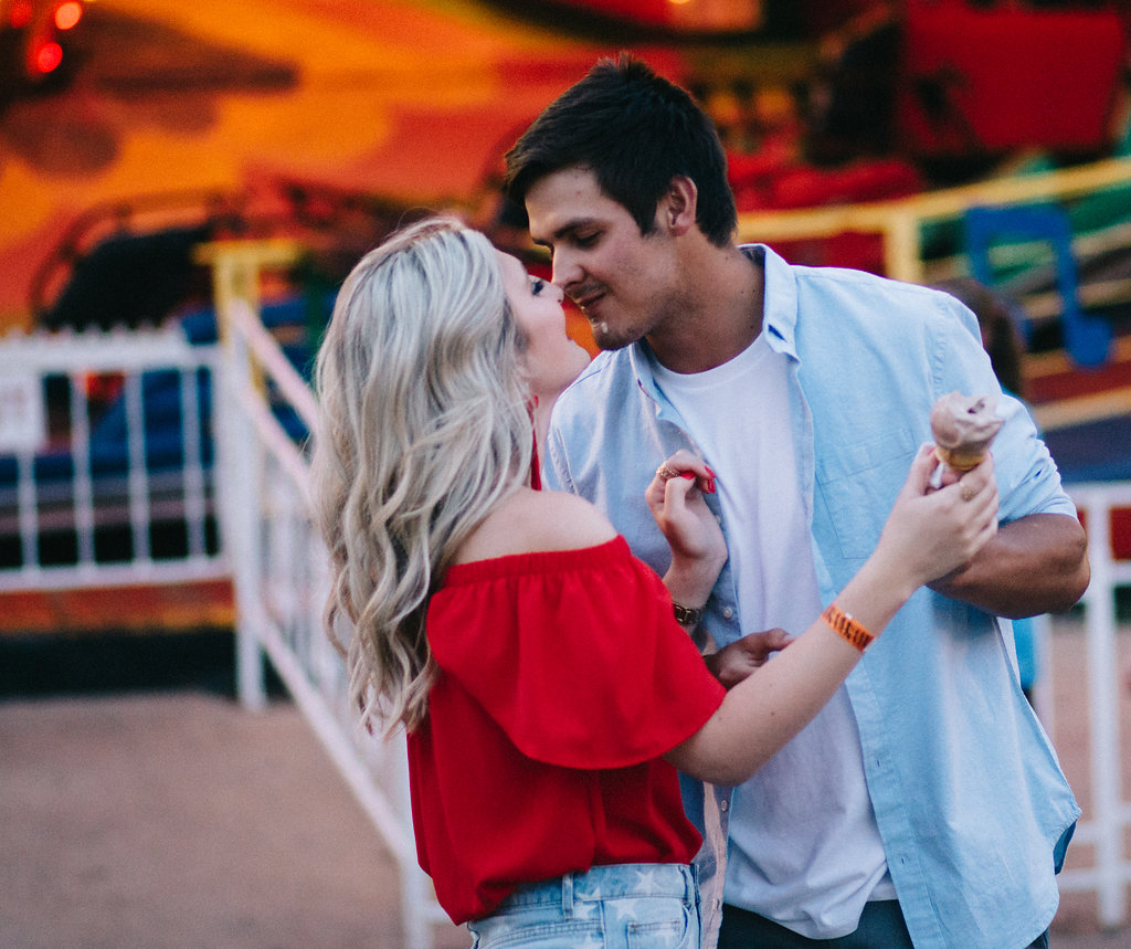 Fourth Of July   His and Her   Fashion and lifestyle blogger Audrey Madison Stowe