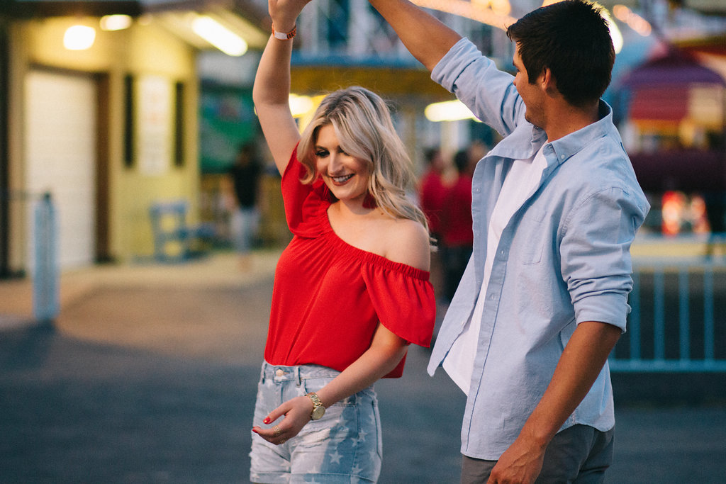 Fourth Of July | His and Her | Fashion and lifestyle blogger Audrey Madison Stowe