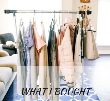 Everything I Bought from The Nordstrom Anniversary Sale