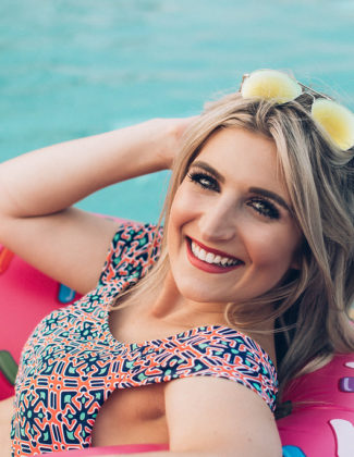 Top 3 Sites To Buy Swimsuits   All for Color   Audrey Madison Stowe fashion and lifestyle blogger based in Texas